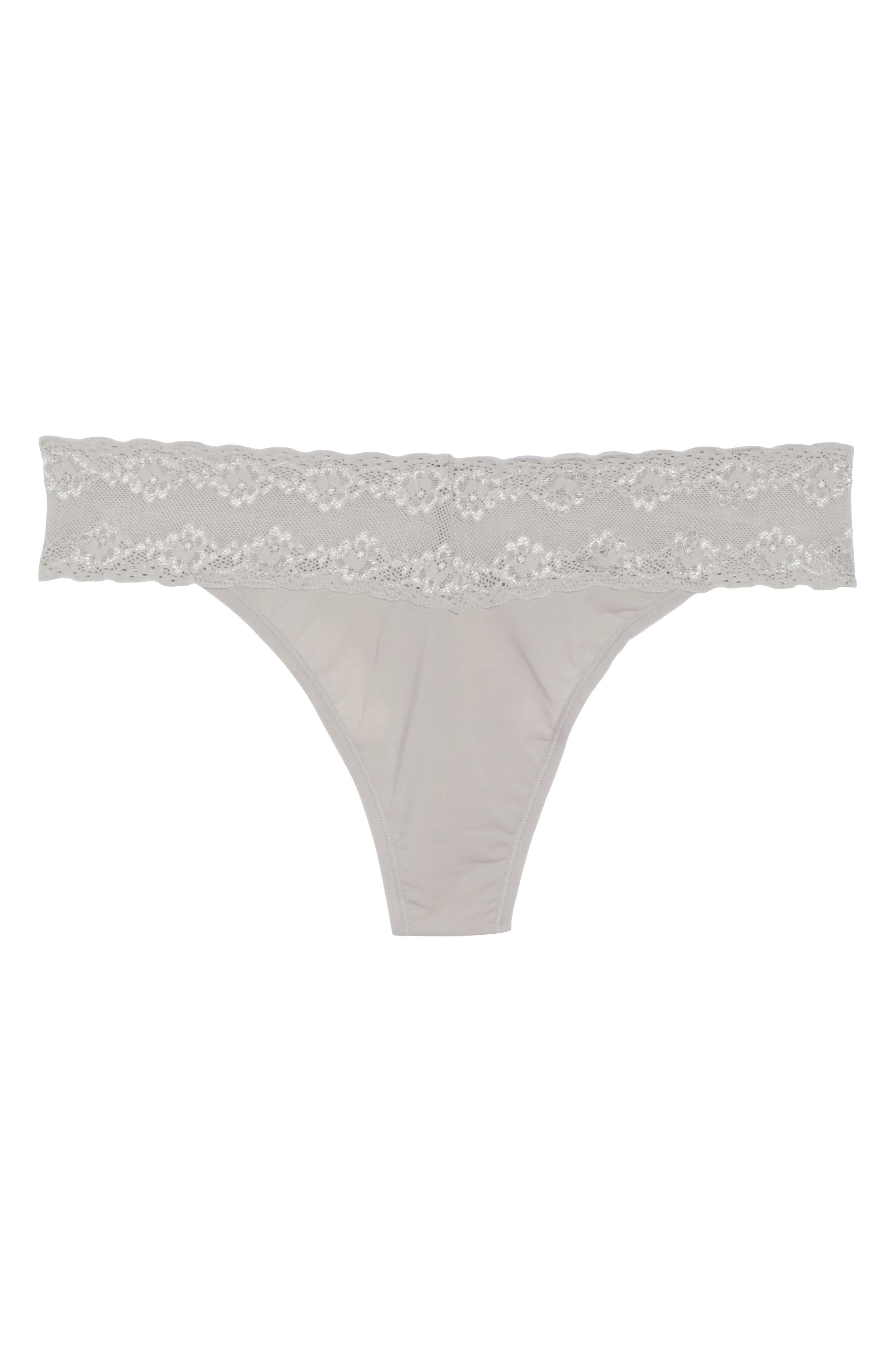 Bliss Perfection Thong,                             Alternate thumbnail 390, color,