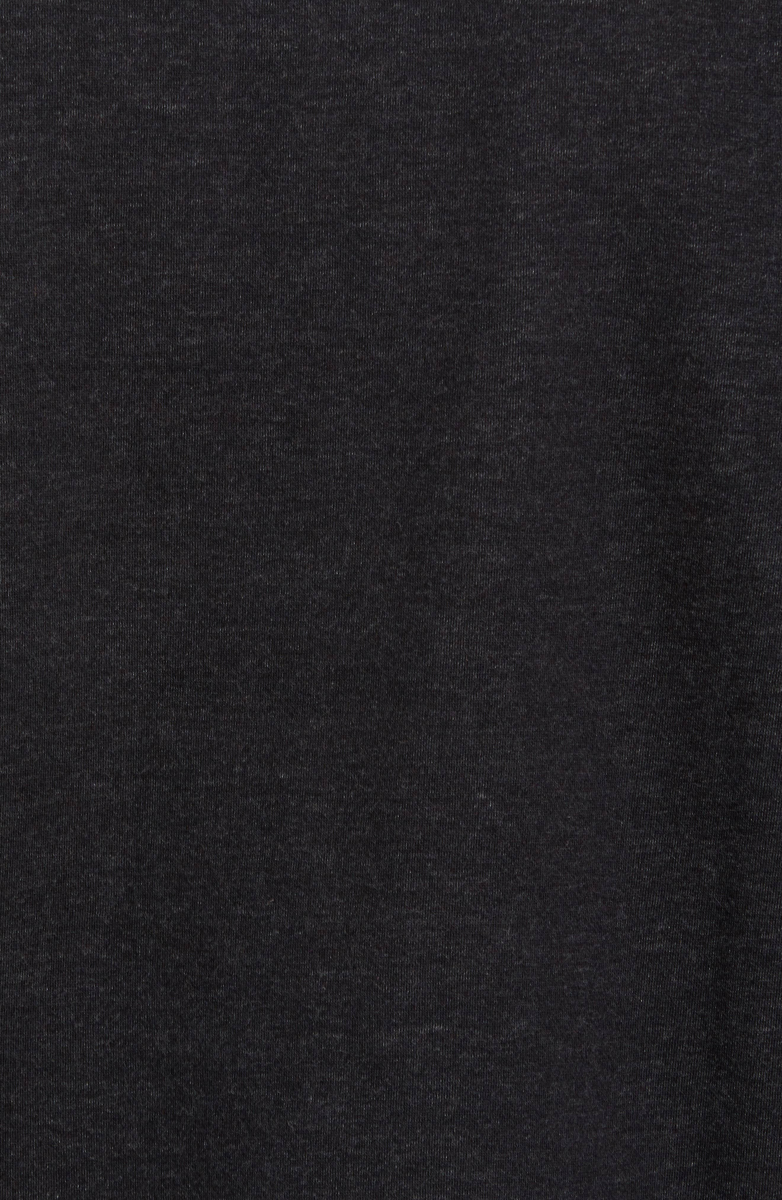 Flip Drive Quarter Zip Pullover,                             Alternate thumbnail 5, color,                             001