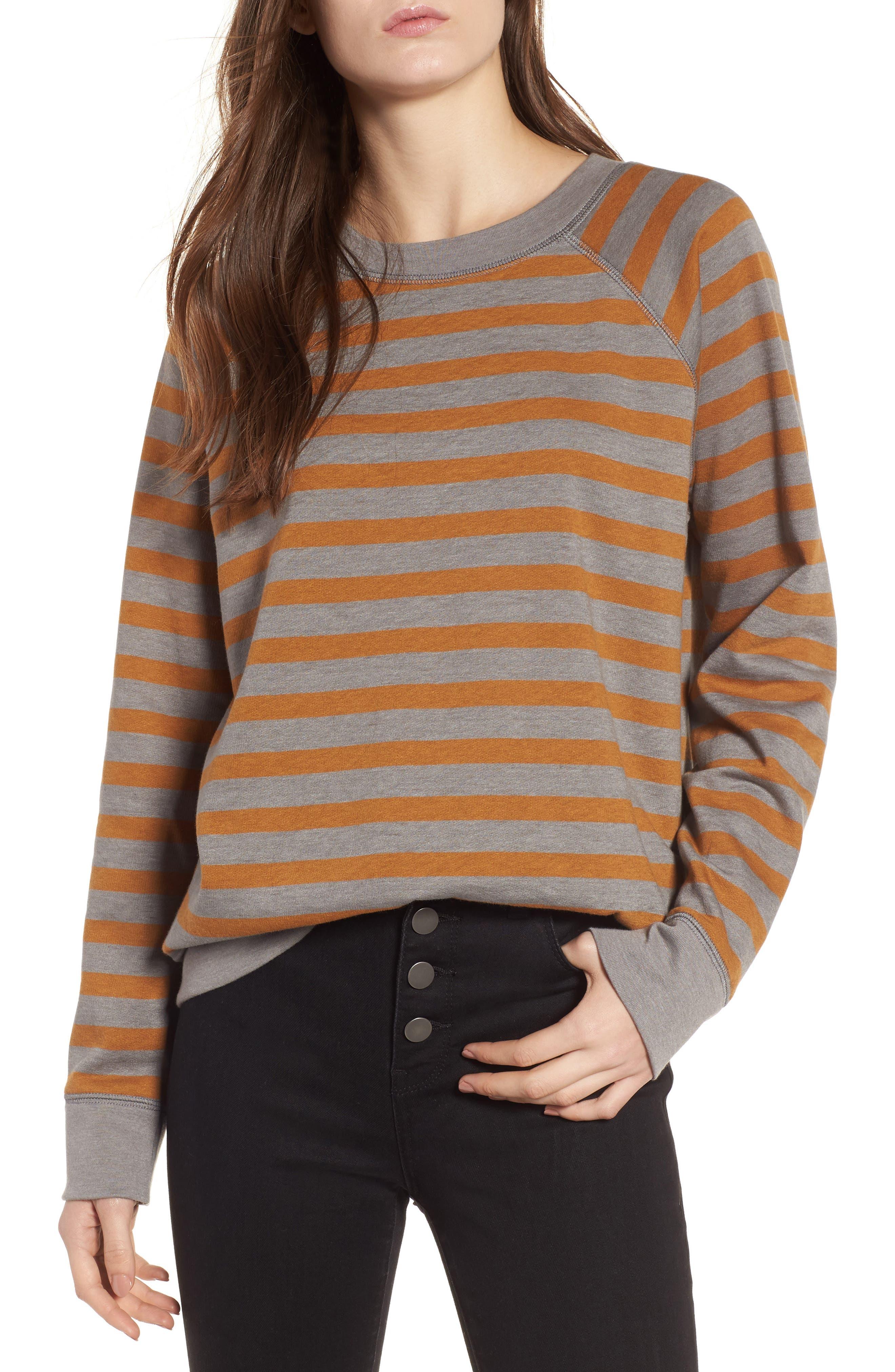 Crewneck Sweatshirt,                         Main,                         color, 021