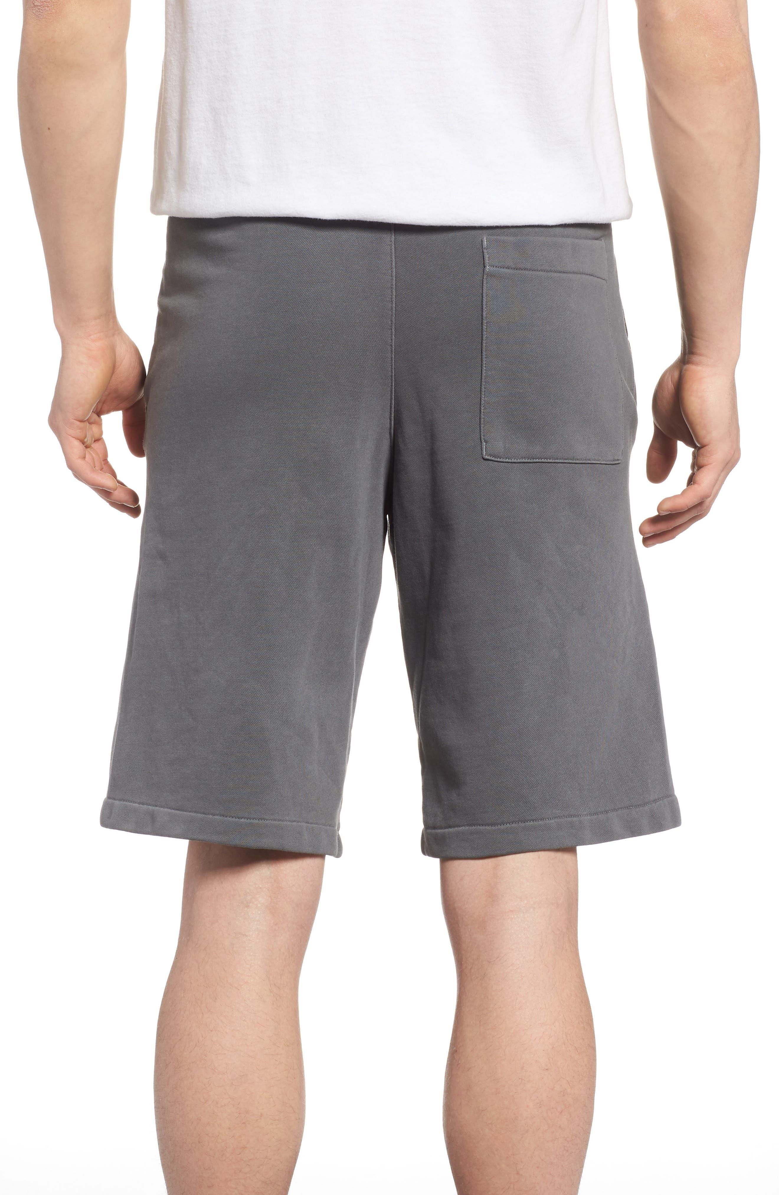 NSW Cotton Blend Shorts,                             Alternate thumbnail 2, color,                             010