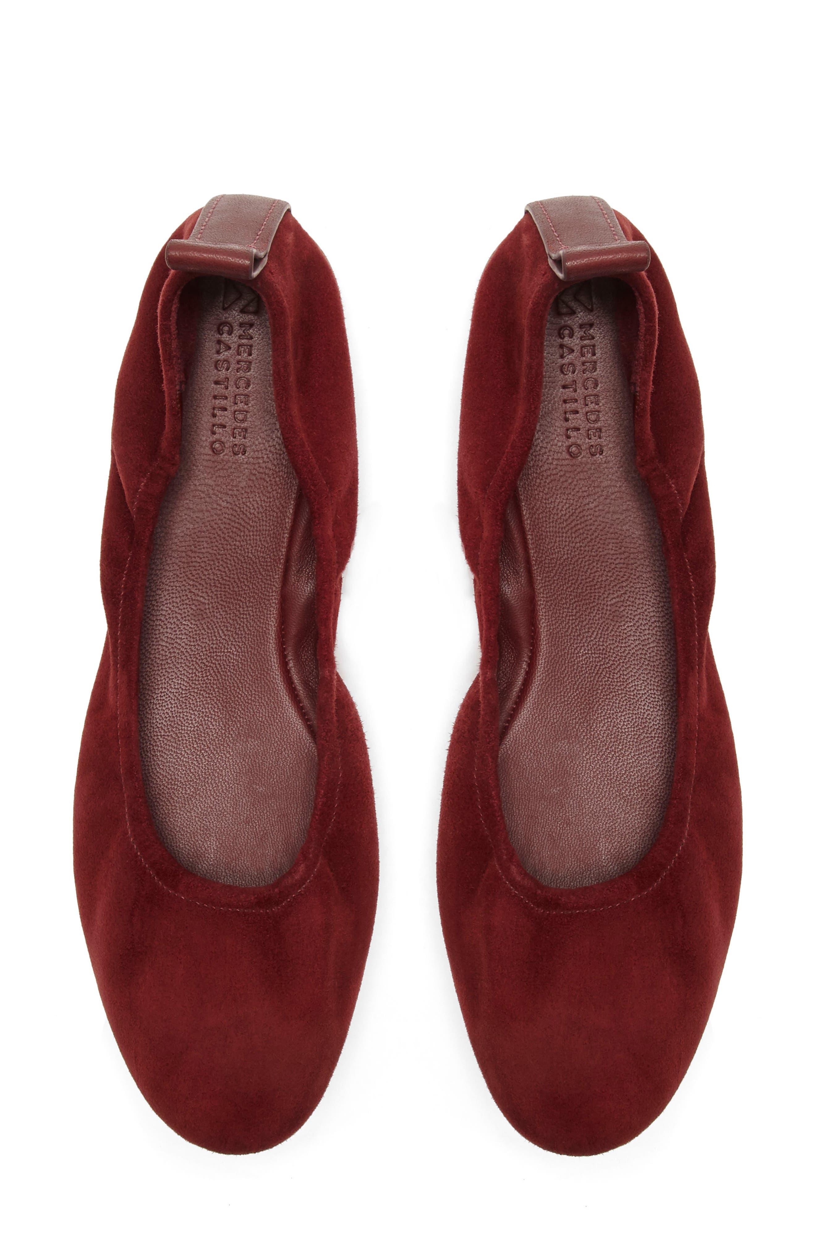 Carola Ballet Flat,                             Alternate thumbnail 76, color,