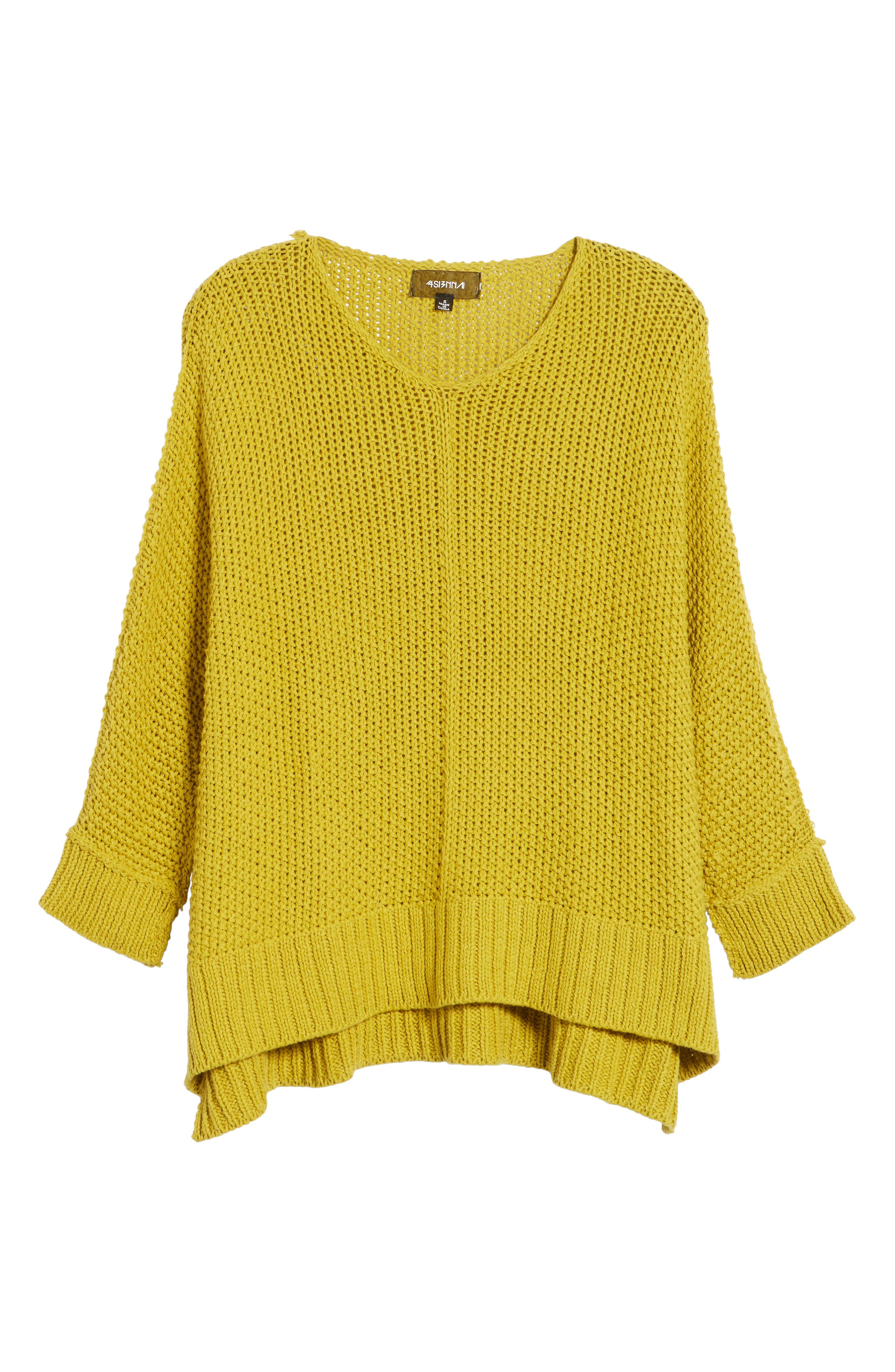 Dolman Sleeve Sweater,                             Alternate thumbnail 6, color,                             310