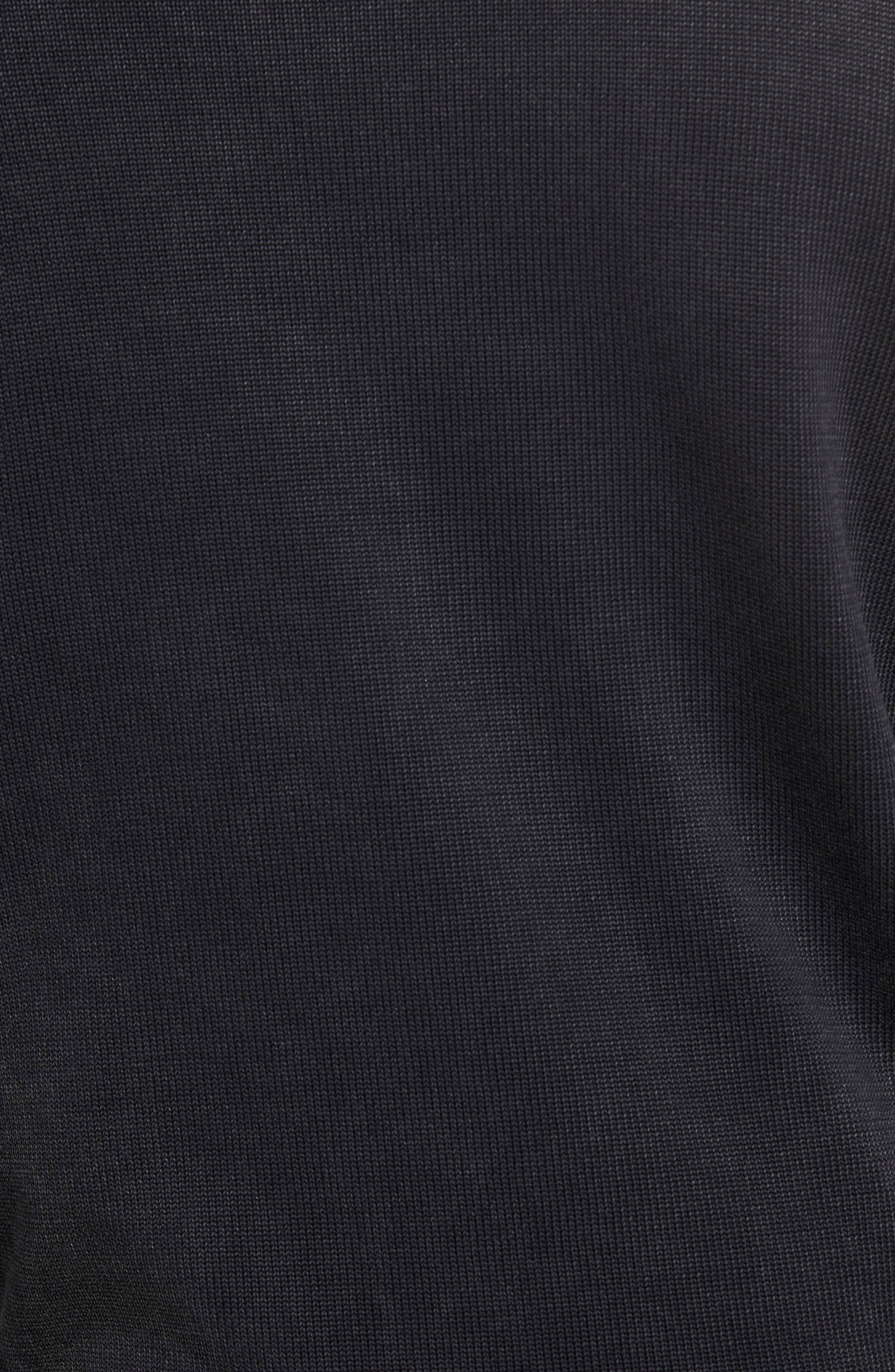 Crewneck Pullover,                             Alternate thumbnail 5, color,                             001
