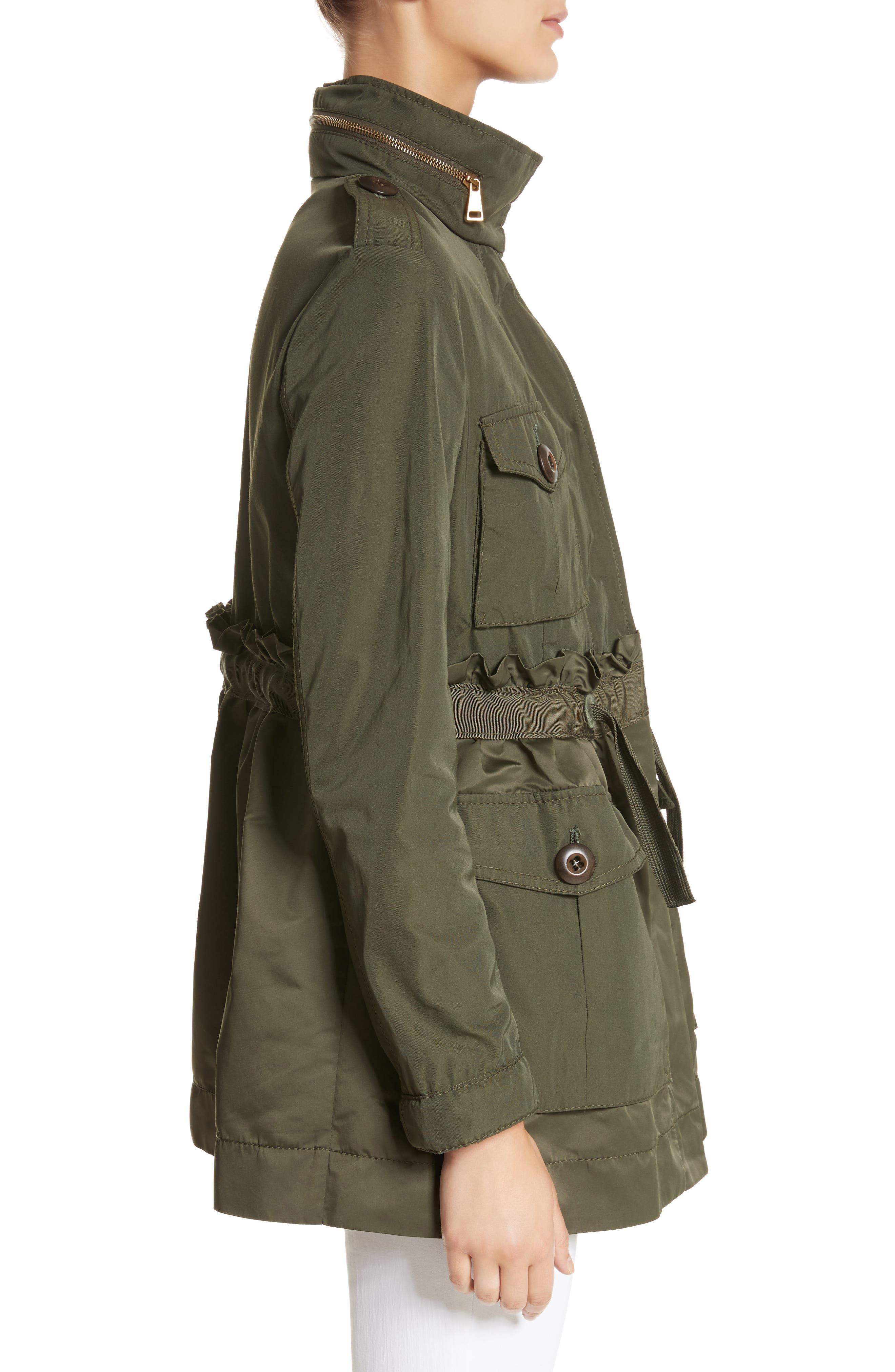 Rhodonite Field Jacket,                             Alternate thumbnail 3, color,                             OLIVE