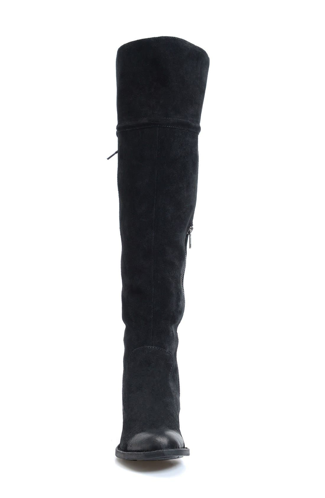 Gallinara Over the Knee Boot,                             Alternate thumbnail 7, color,