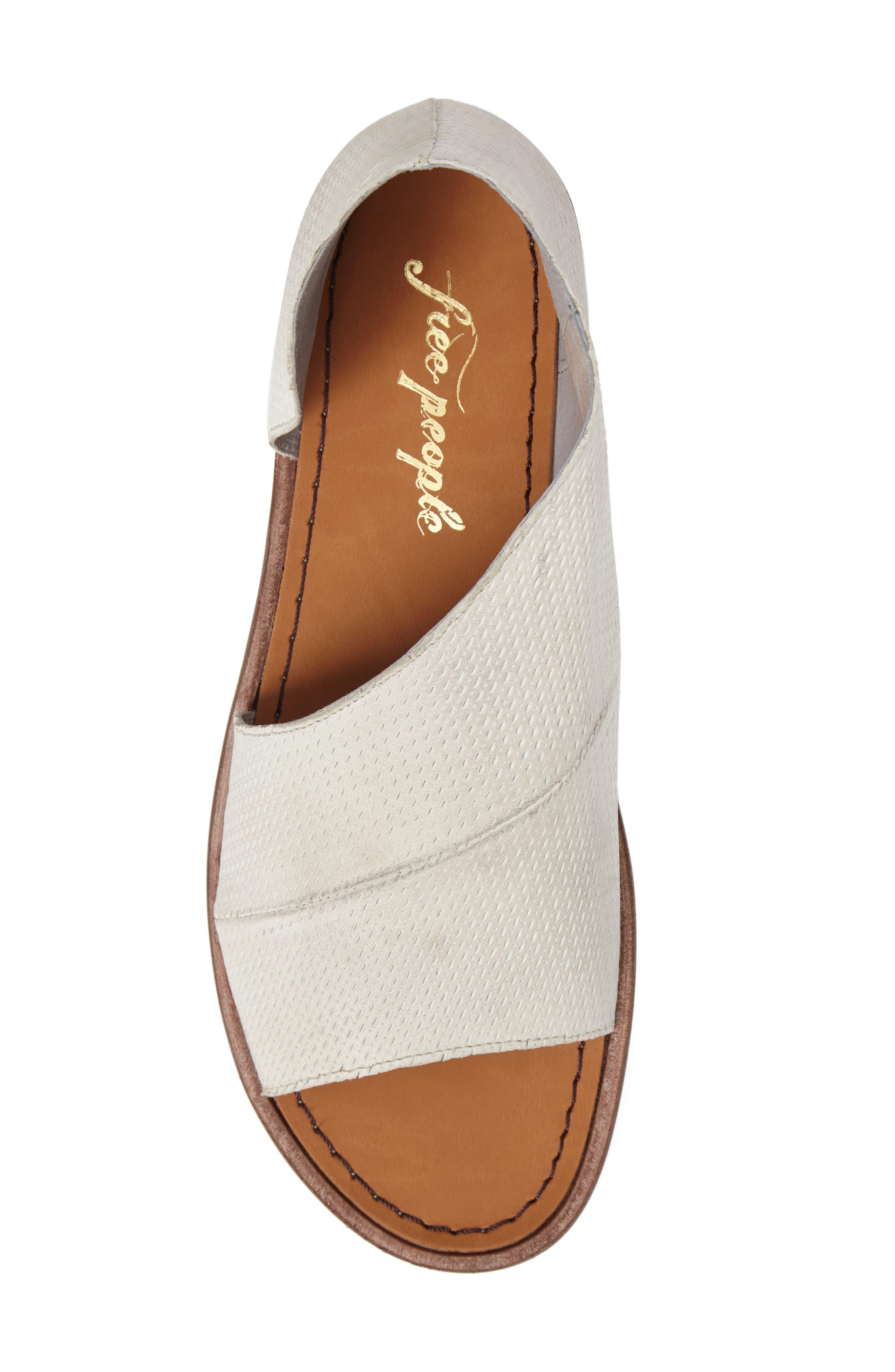 'Mont Blanc' Asymmetrical Sandal,                             Alternate thumbnail 61, color,
