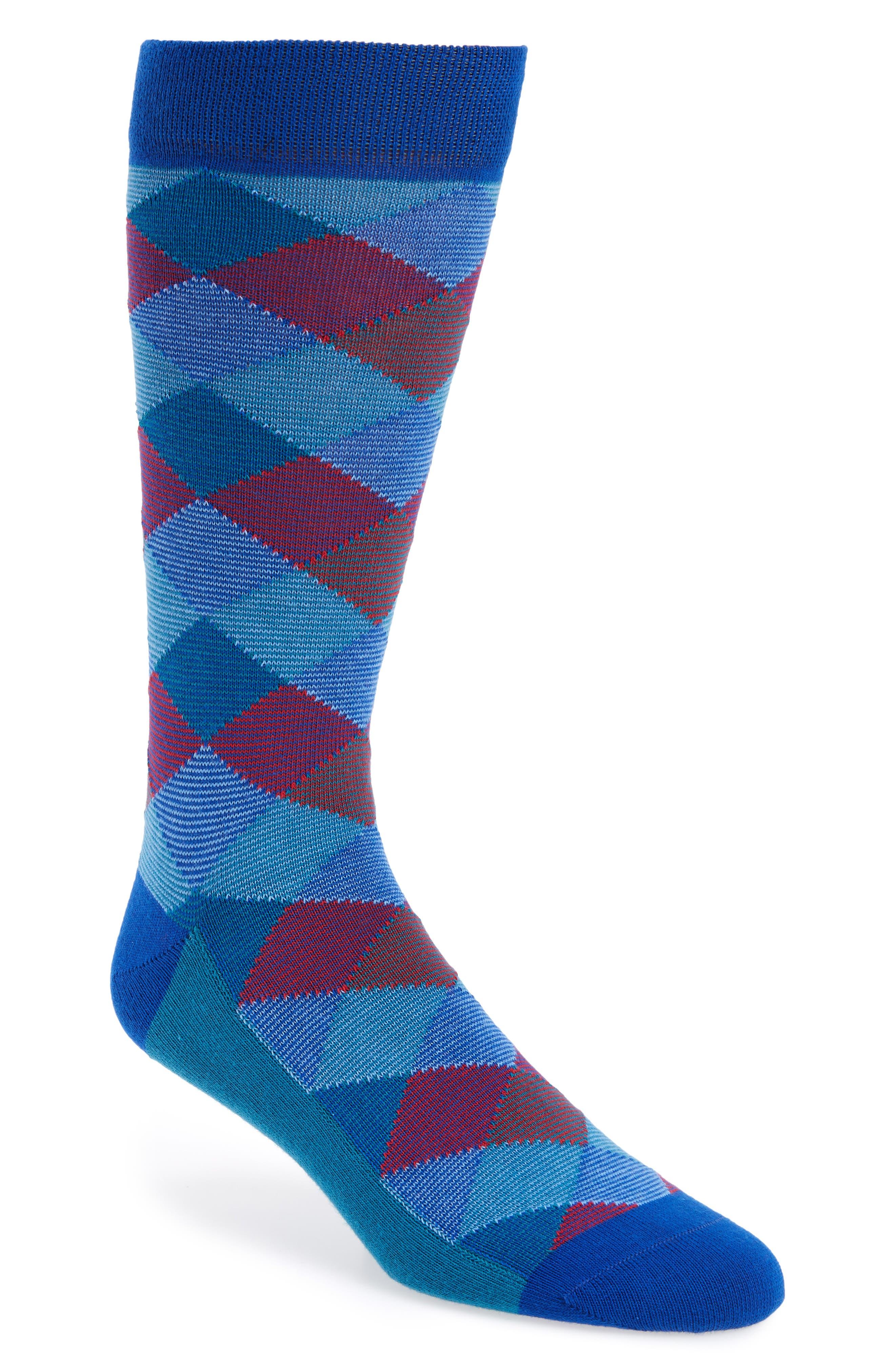 Shiftie Argyle Socks,                             Main thumbnail 1, color,                             421