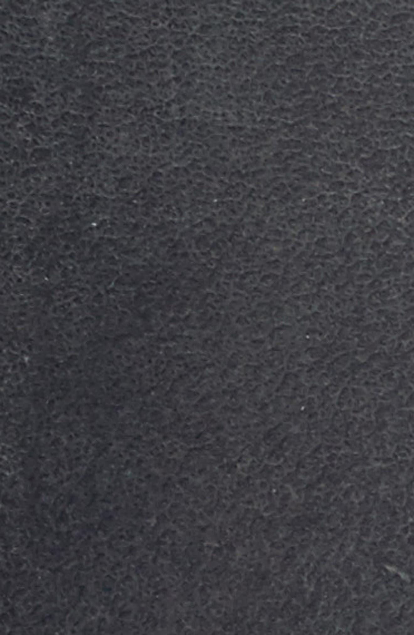 Harness Leather Belt,                             Alternate thumbnail 6, color,