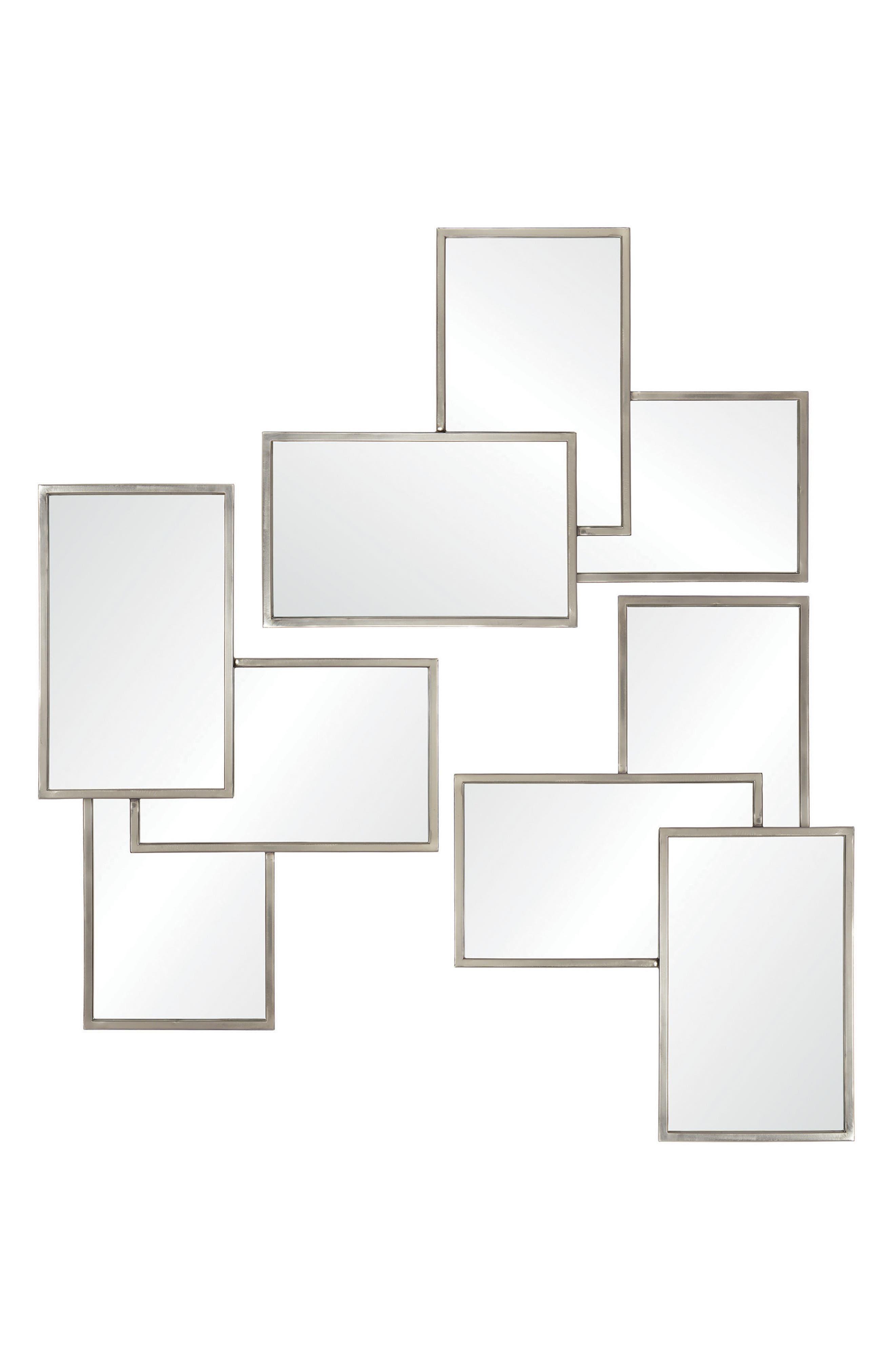 RENWIL Caspar Mirror, Main, color, SILVER