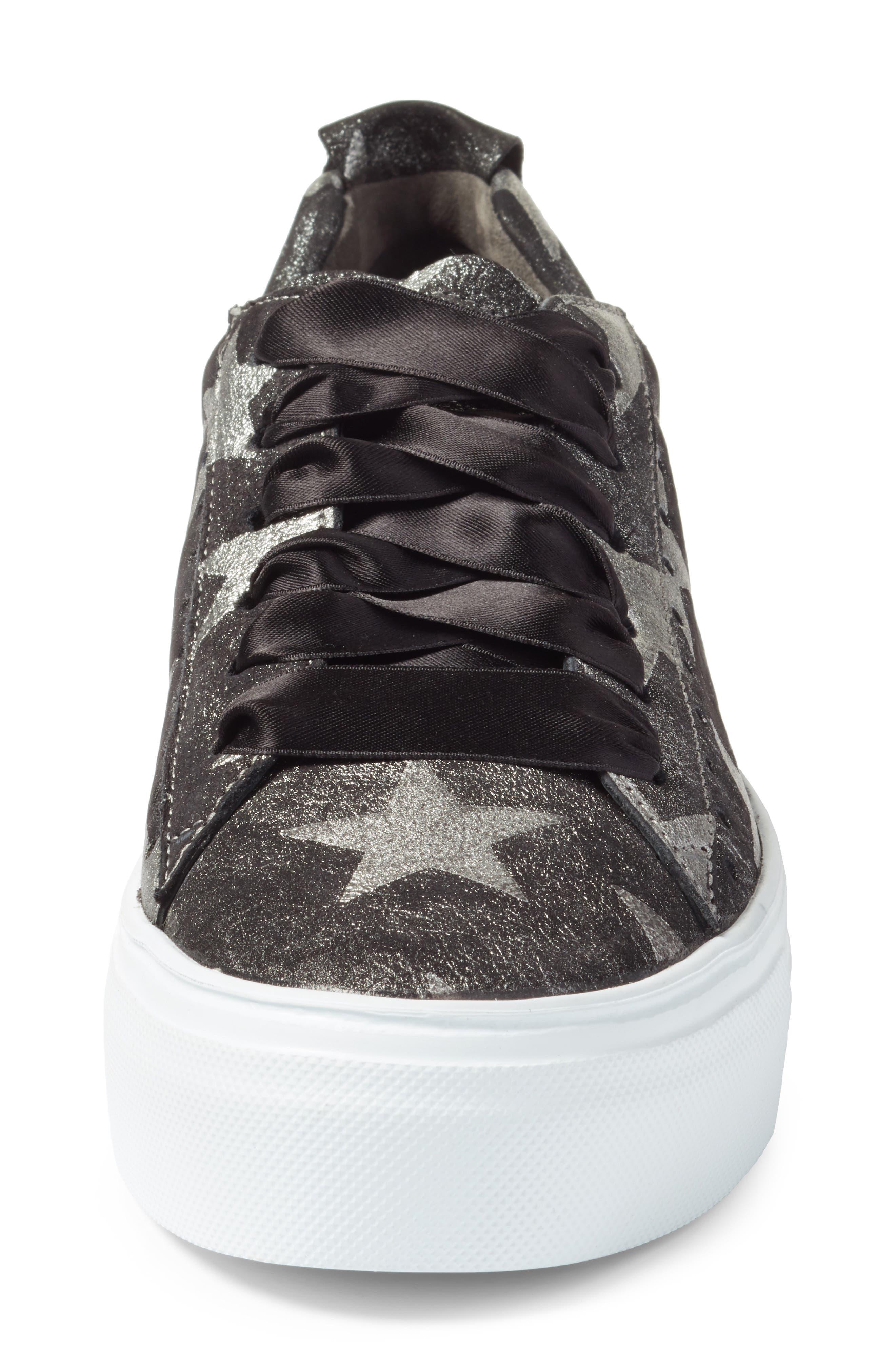 Kennel & Schmenger Big Star Sneaker,                             Alternate thumbnail 4, color,                             001