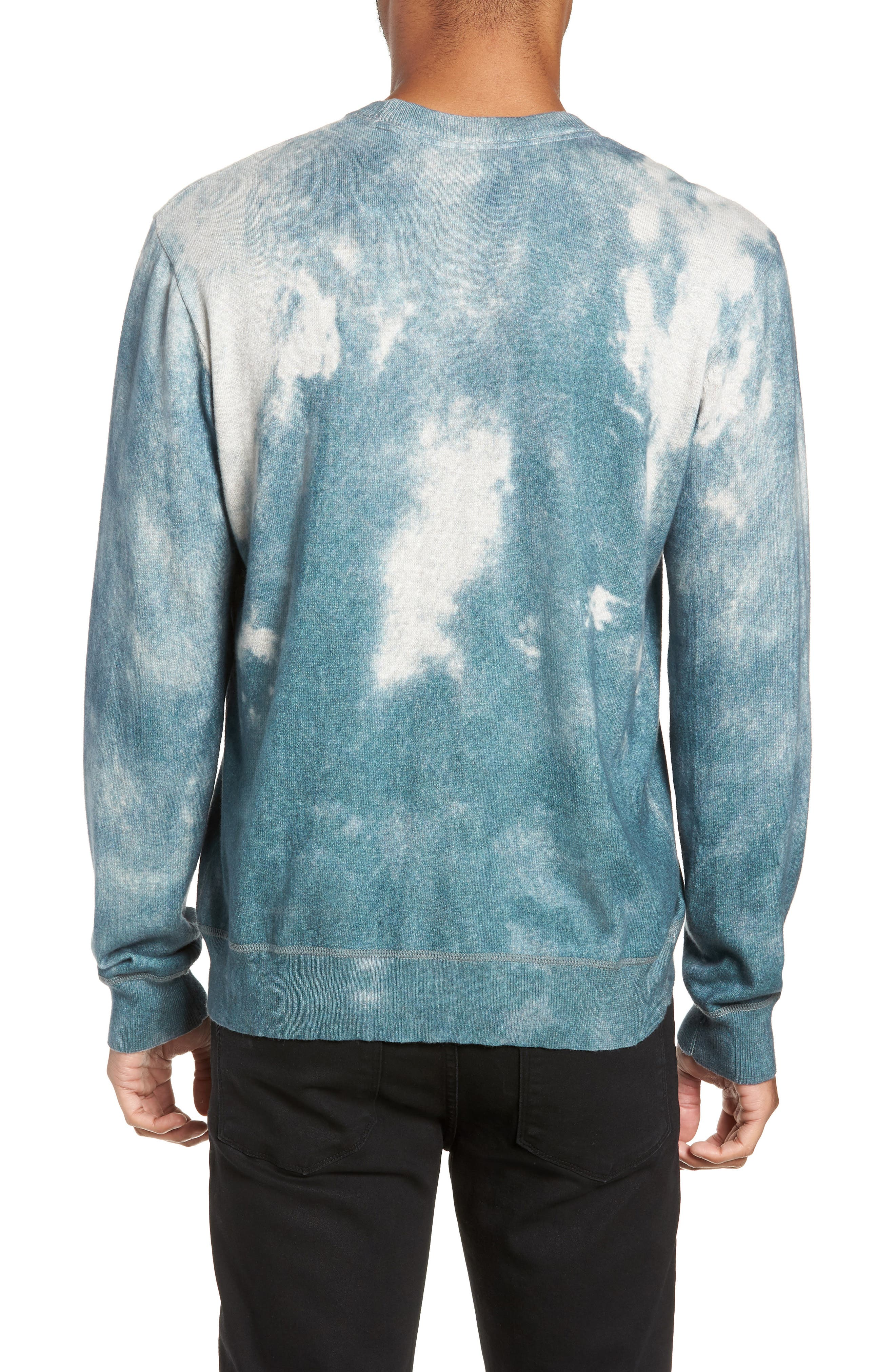 ATM ANTHONY THOMAS MELILLO,                             Abstract Print Sweater,                             Alternate thumbnail 2, color,                             450