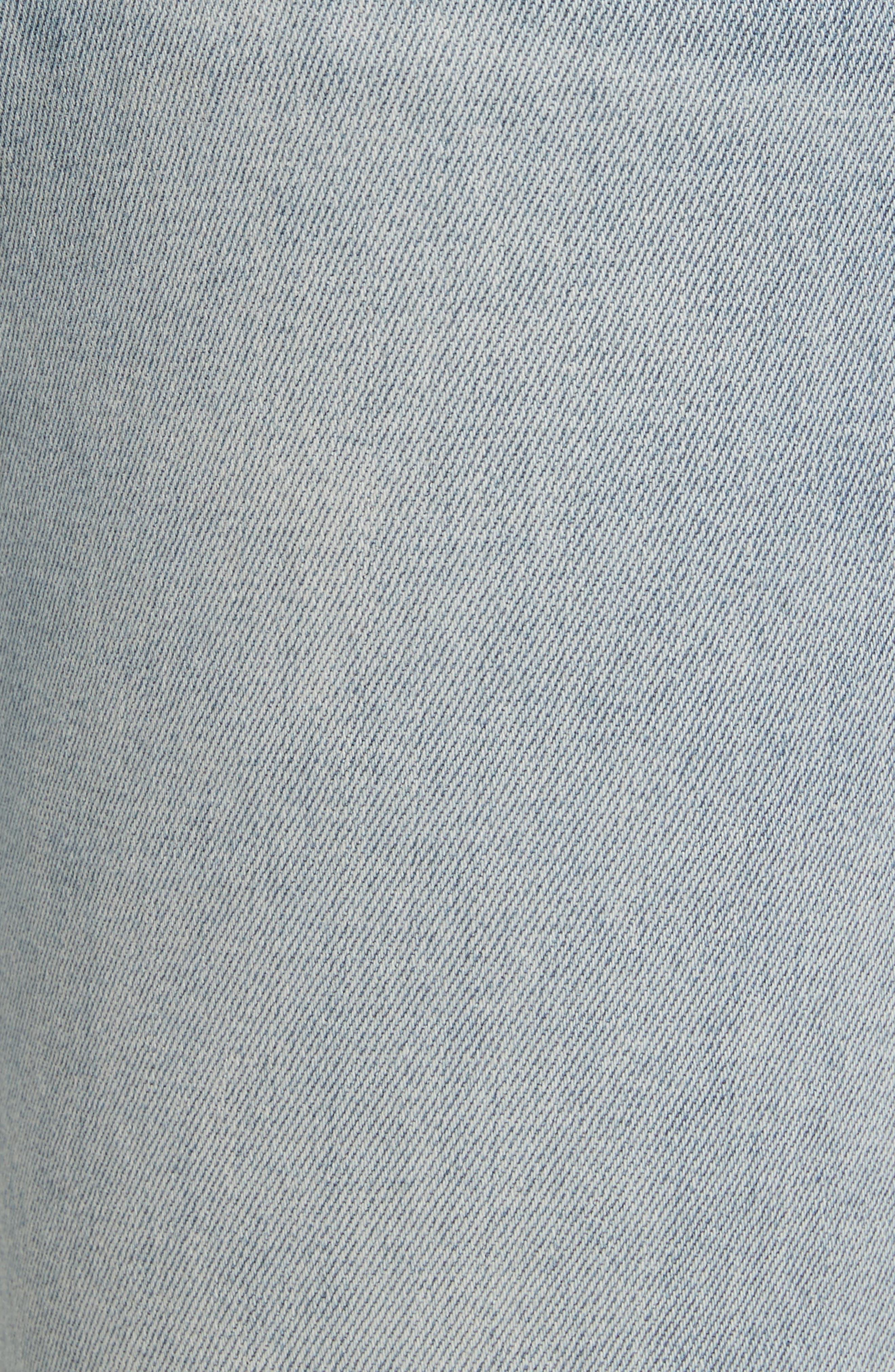 Deacon Skate Skinny Fit Jeans,                             Alternate thumbnail 5, color,                             400