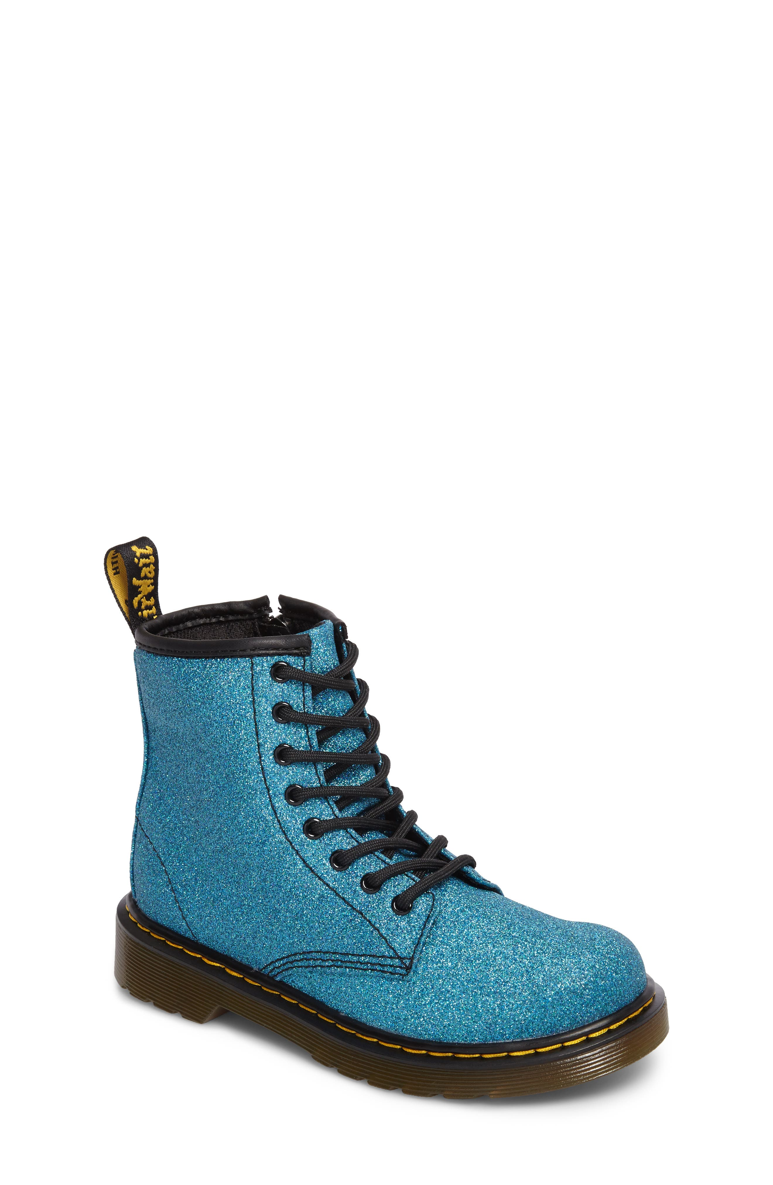 Delaney Glitter Boot,                             Main thumbnail 1, color,
