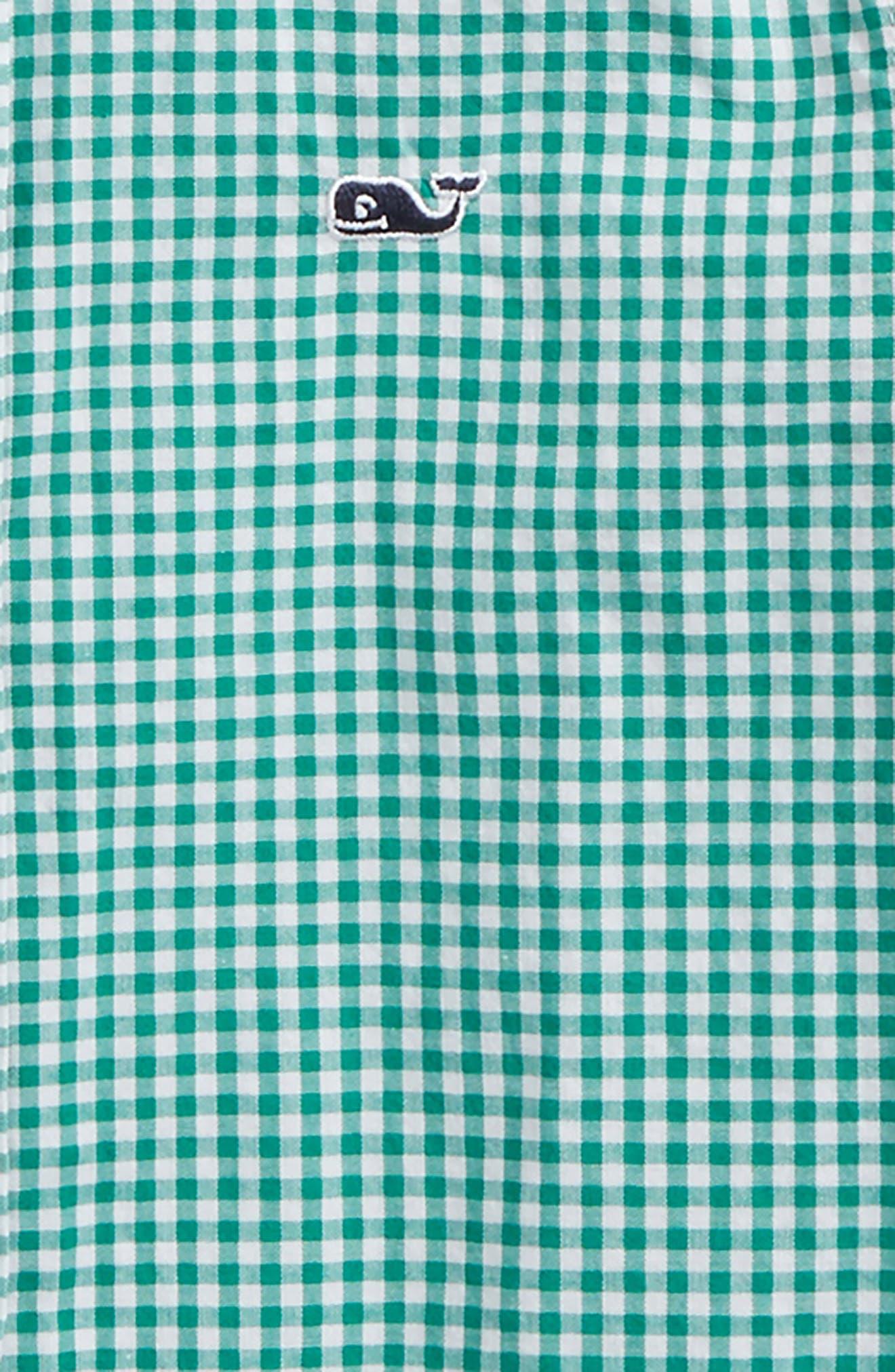 Party Gingham Plaid Shirt,                             Alternate thumbnail 2, color,                             400