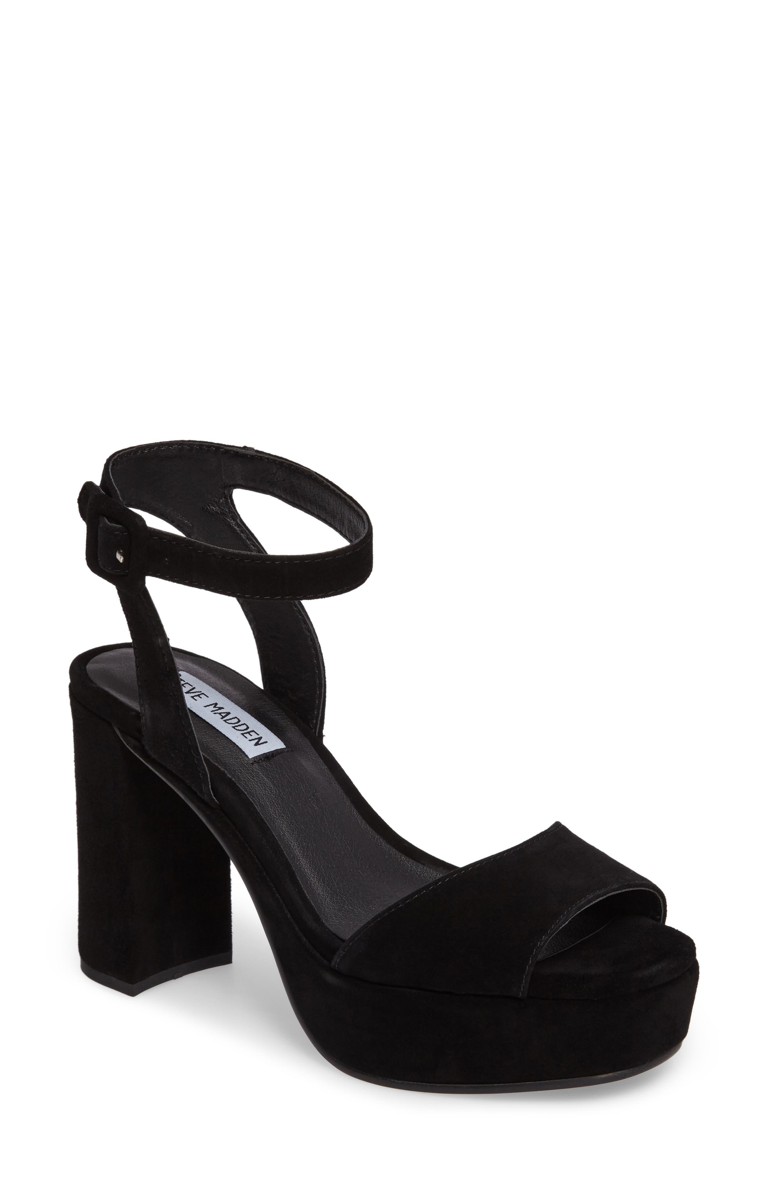 Verdict Platform Sandal,                         Main,                         color, 006