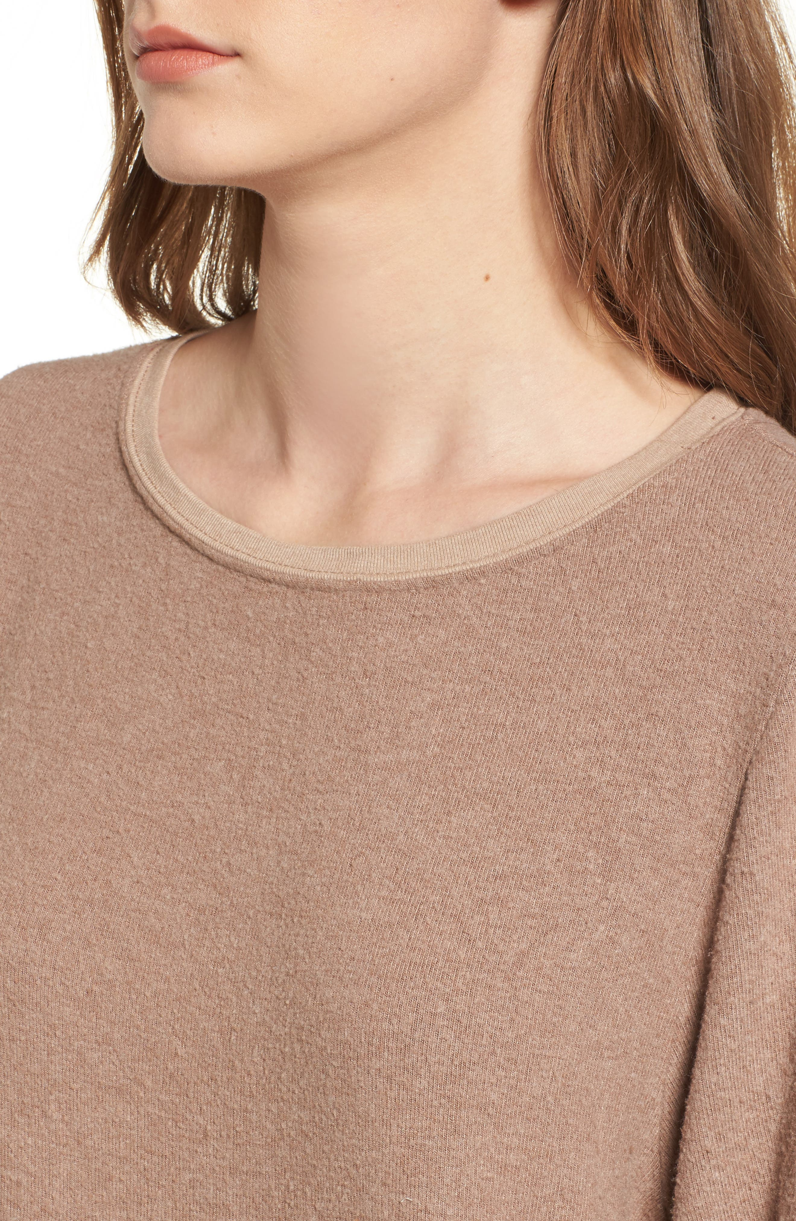 'Baggy Beach Jumper' Pullover,                             Alternate thumbnail 132, color,