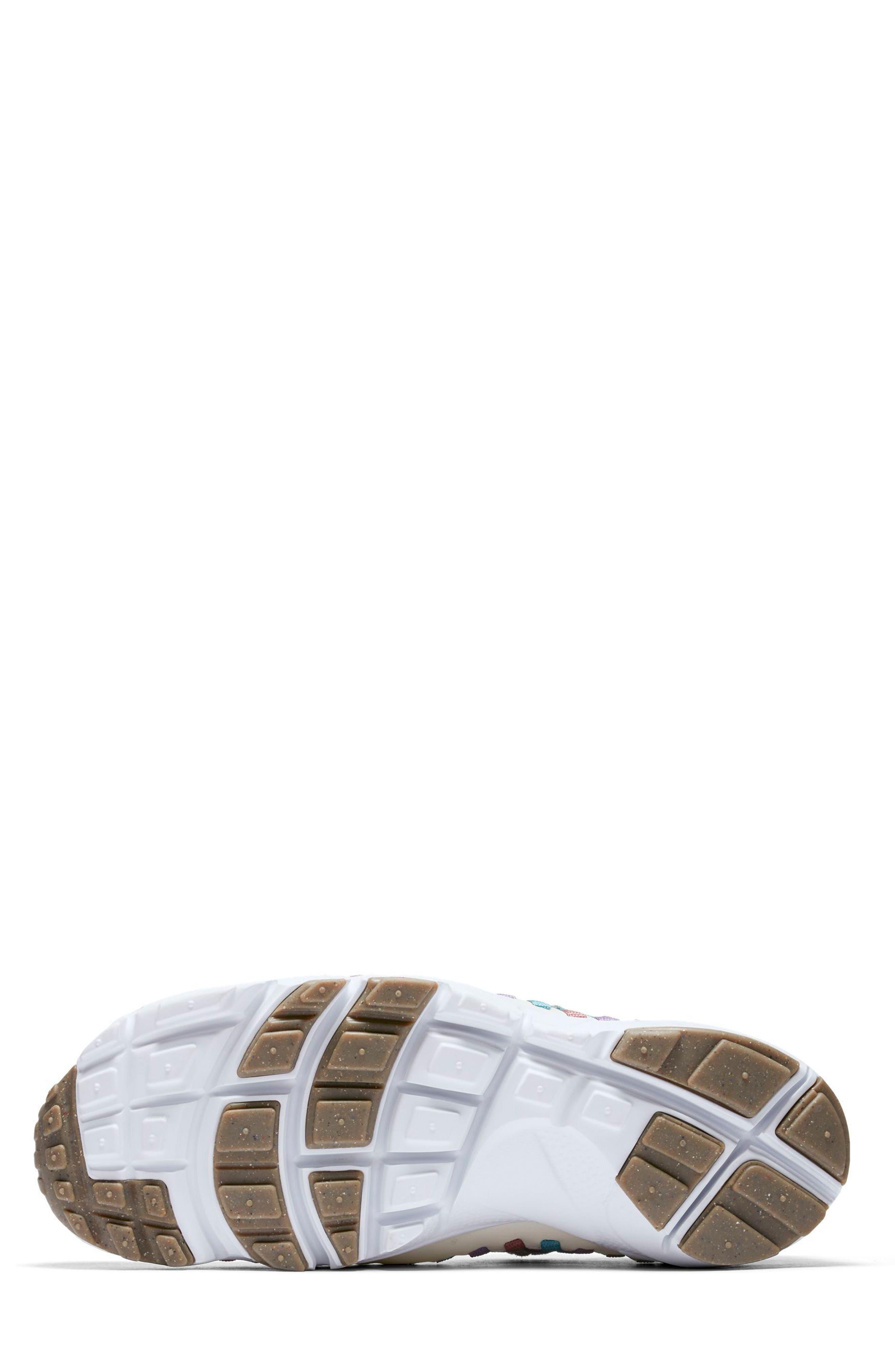 Air Footscape Woven Sneaker,                             Alternate thumbnail 18, color,