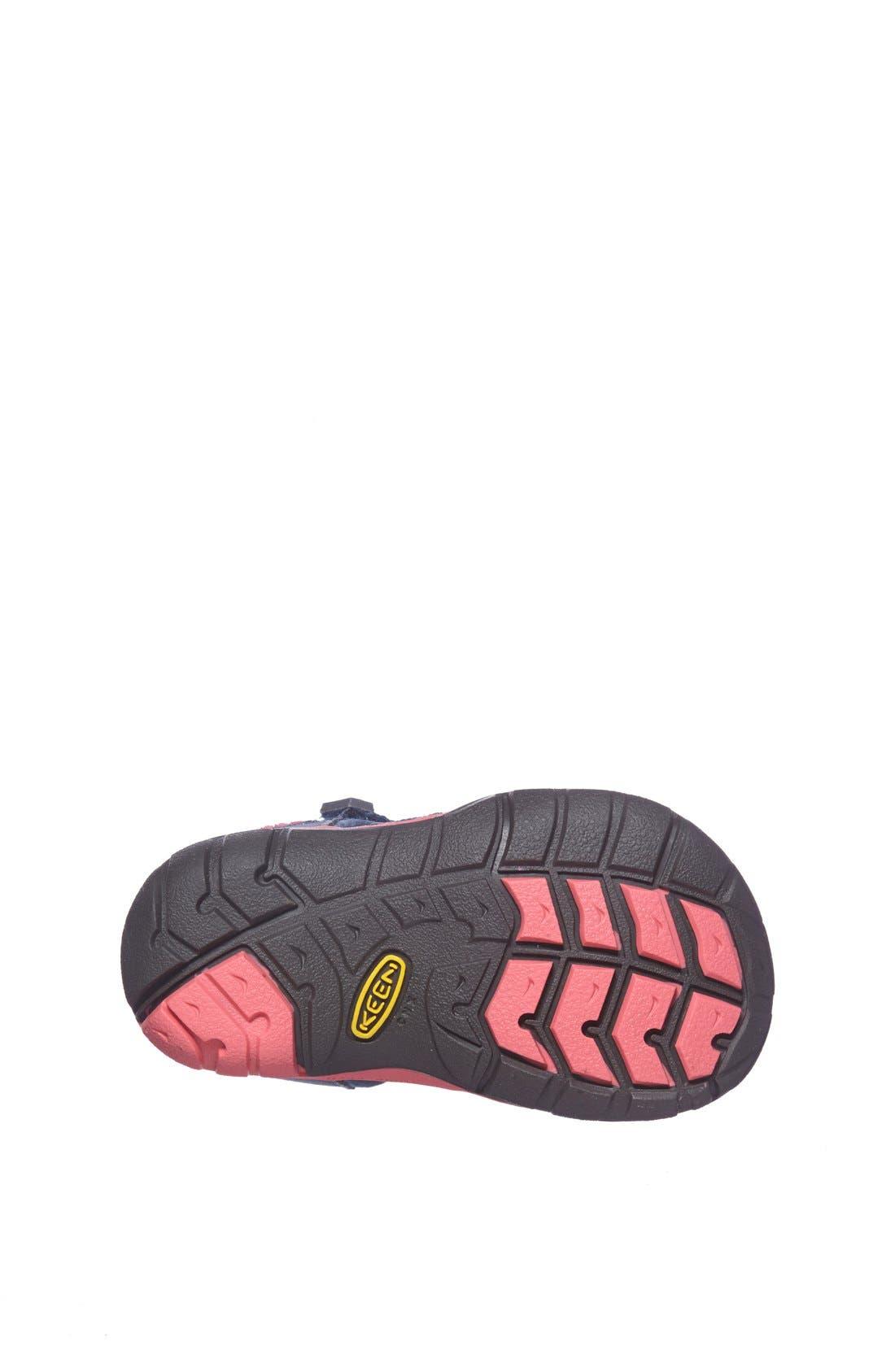 'Seacamp II' Waterproof Sandal,                             Alternate thumbnail 4, color,                             415