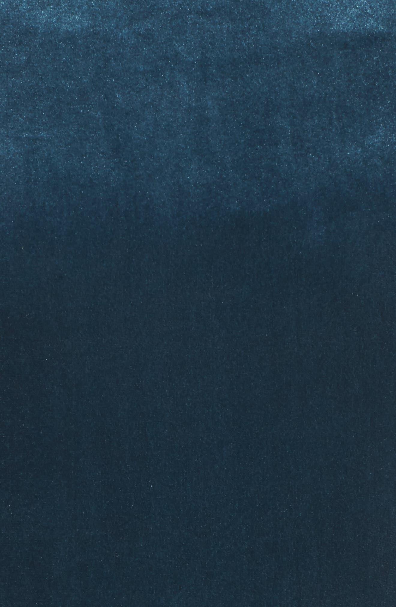 Aurore Velvet Culotte Jumpsuit,                             Alternate thumbnail 10, color,