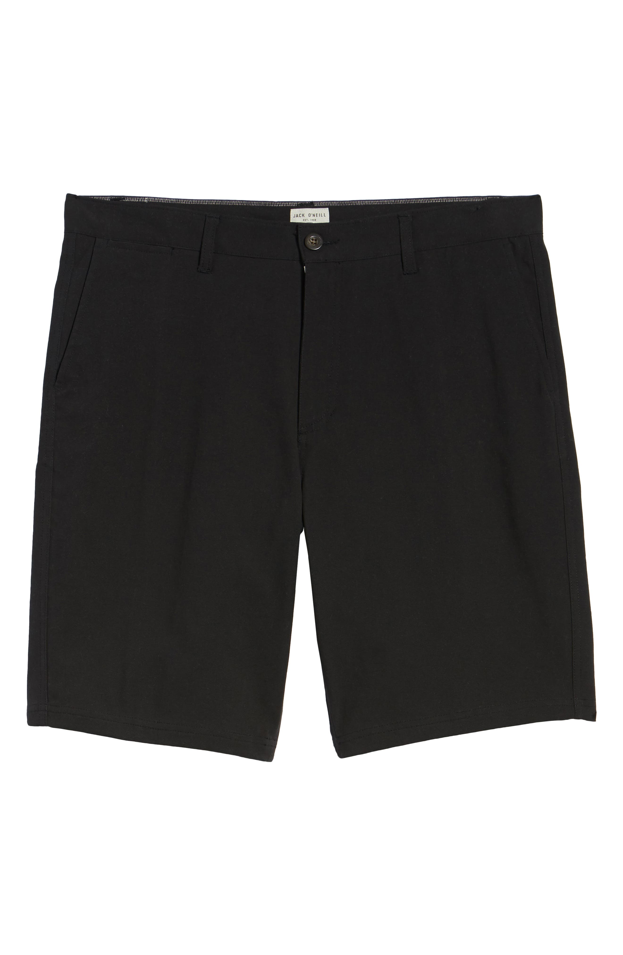 Port Shorts,                             Alternate thumbnail 6, color,                             BLACK