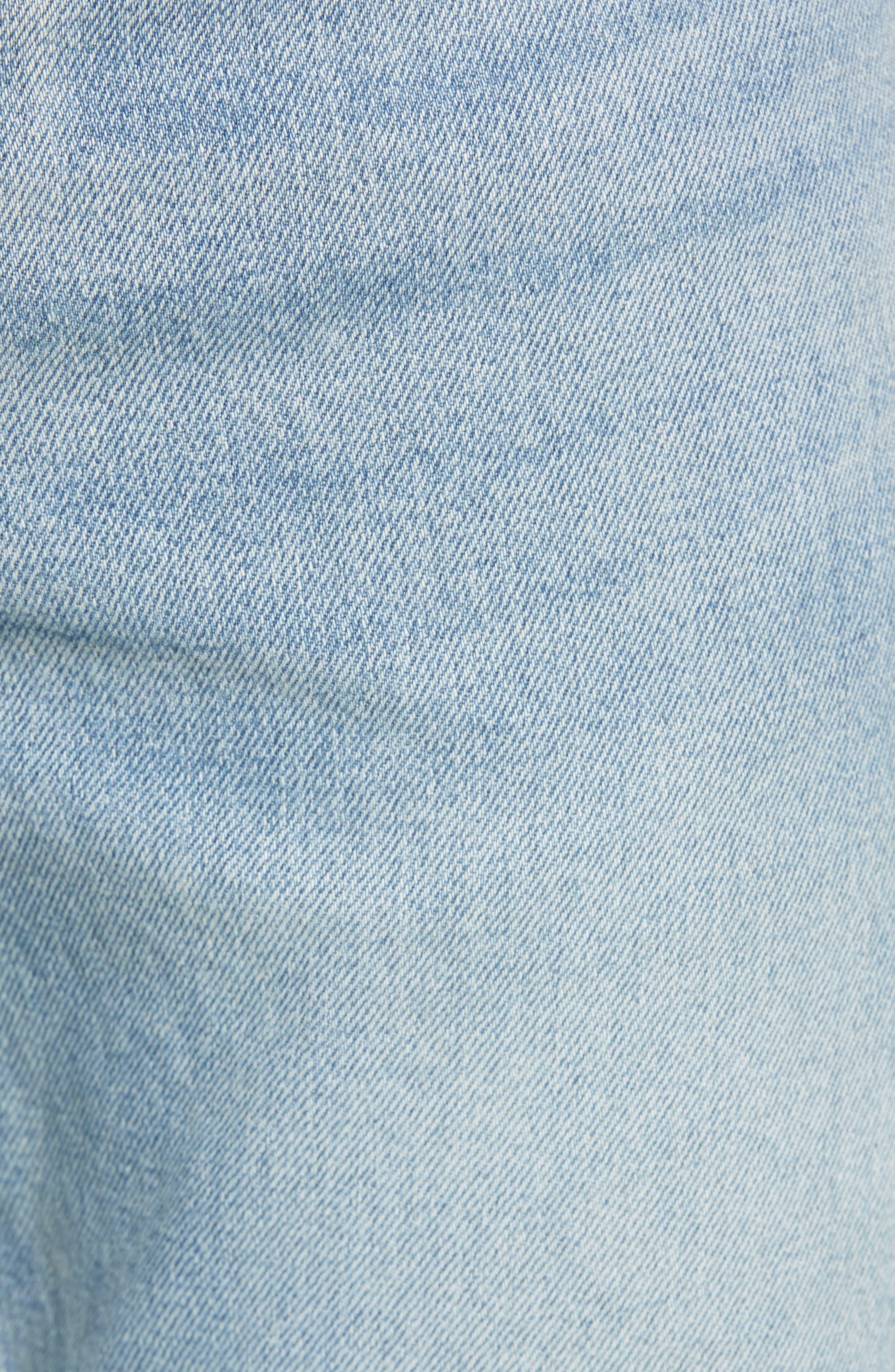 Fit 2 Slim Fit Jeans,                             Alternate thumbnail 5, color,                             400