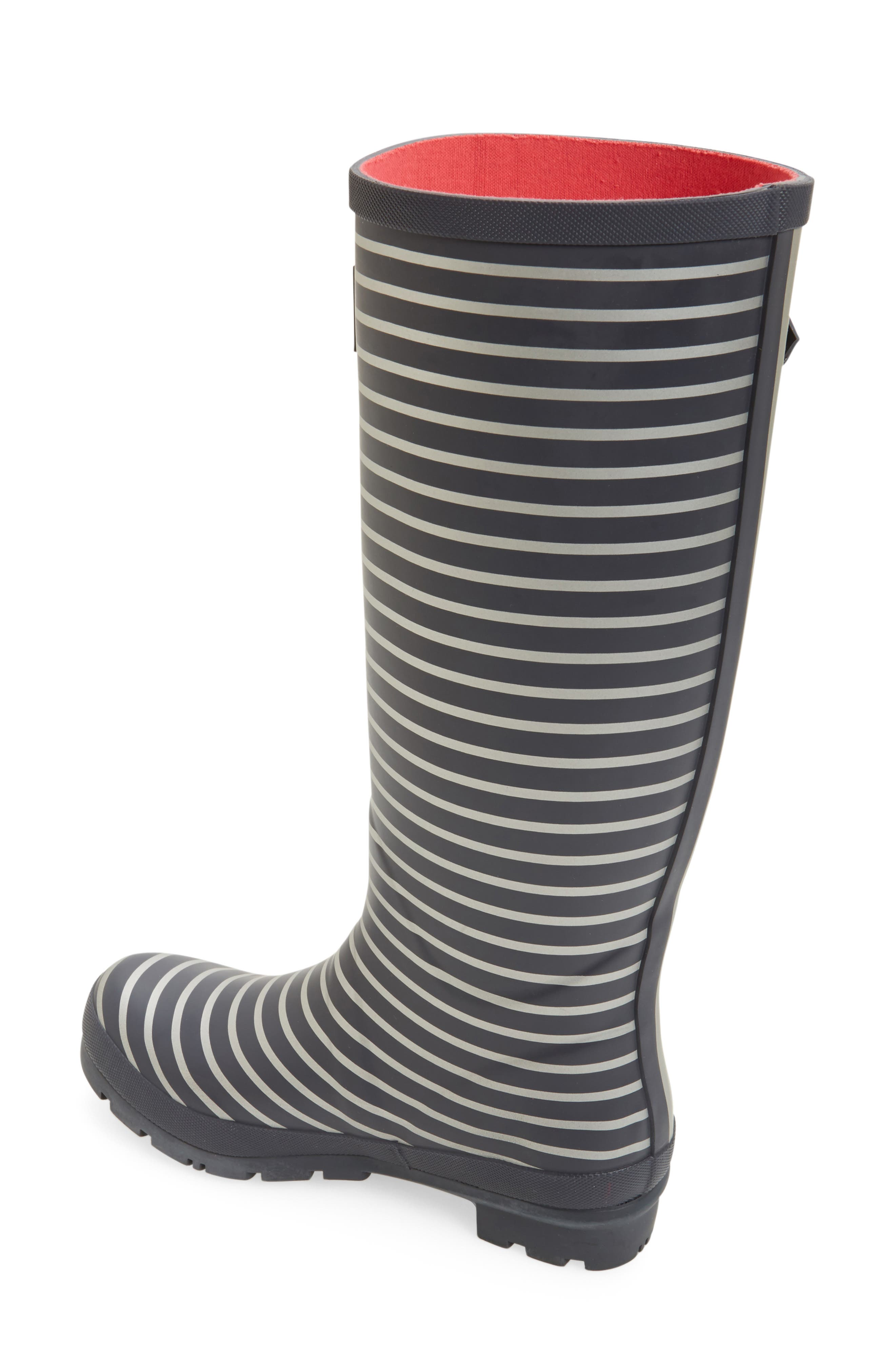'Welly' Print Rain Boot,                             Alternate thumbnail 53, color,