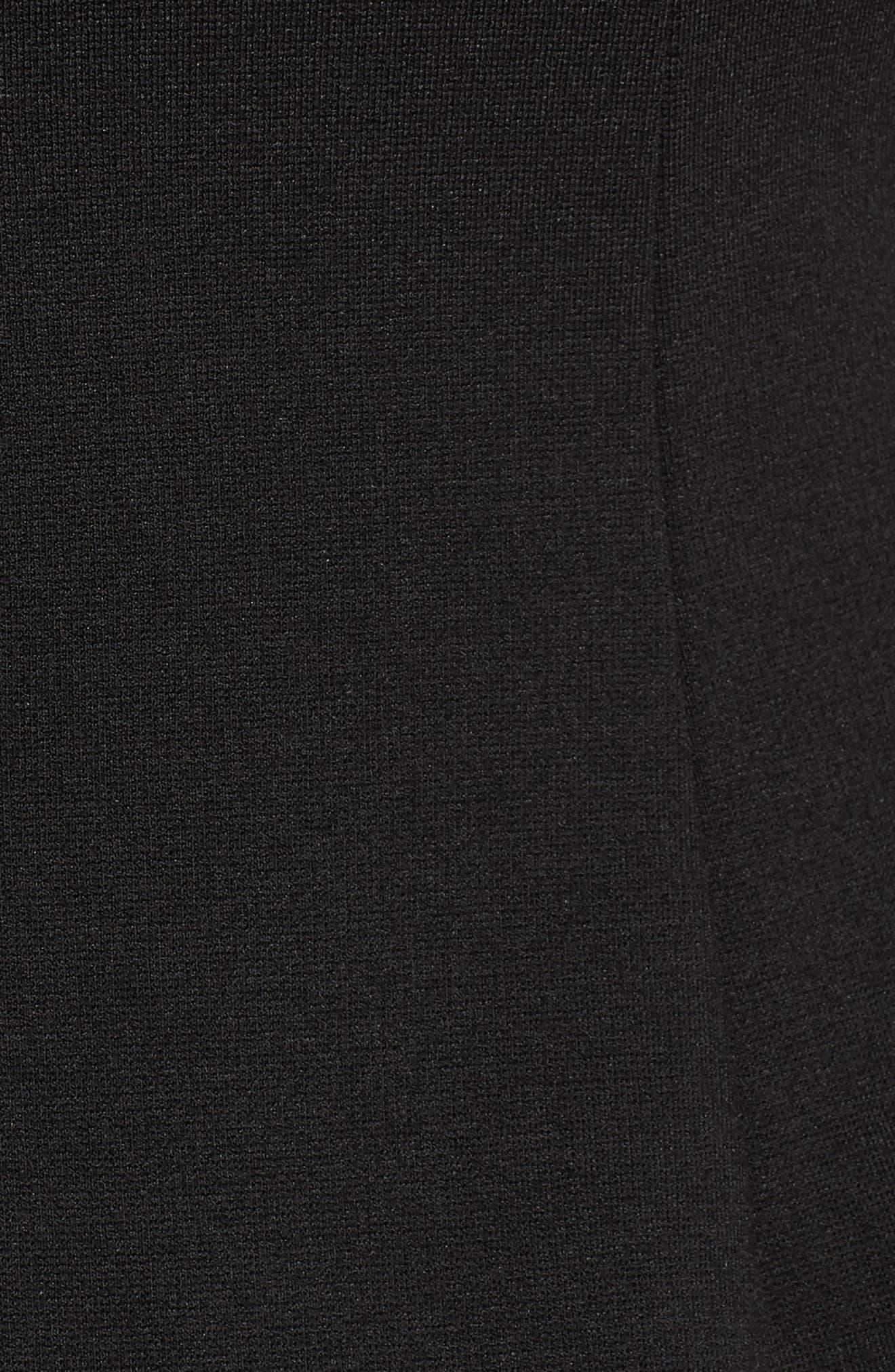 Body-Con Dress,                             Alternate thumbnail 5, color,                             001