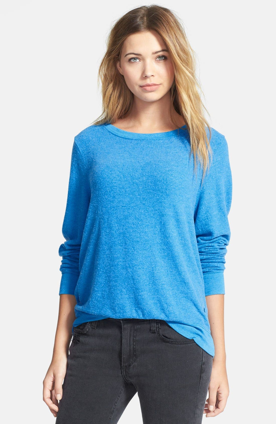 'Baggy Beach Jumper' Pullover,                             Main thumbnail 26, color,