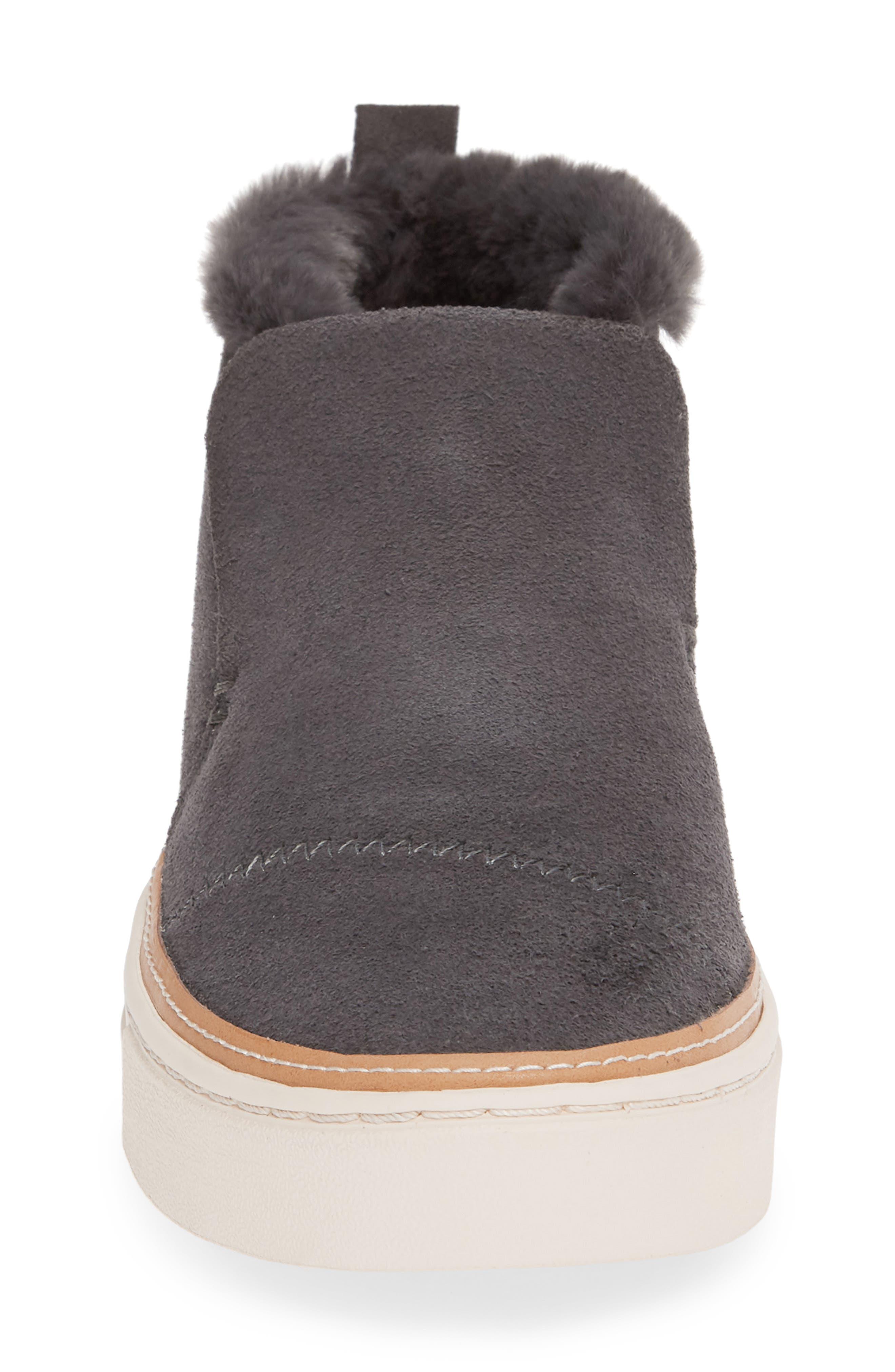 Paxton Slip-On Chukka Sneaker,                             Alternate thumbnail 4, color,                             020