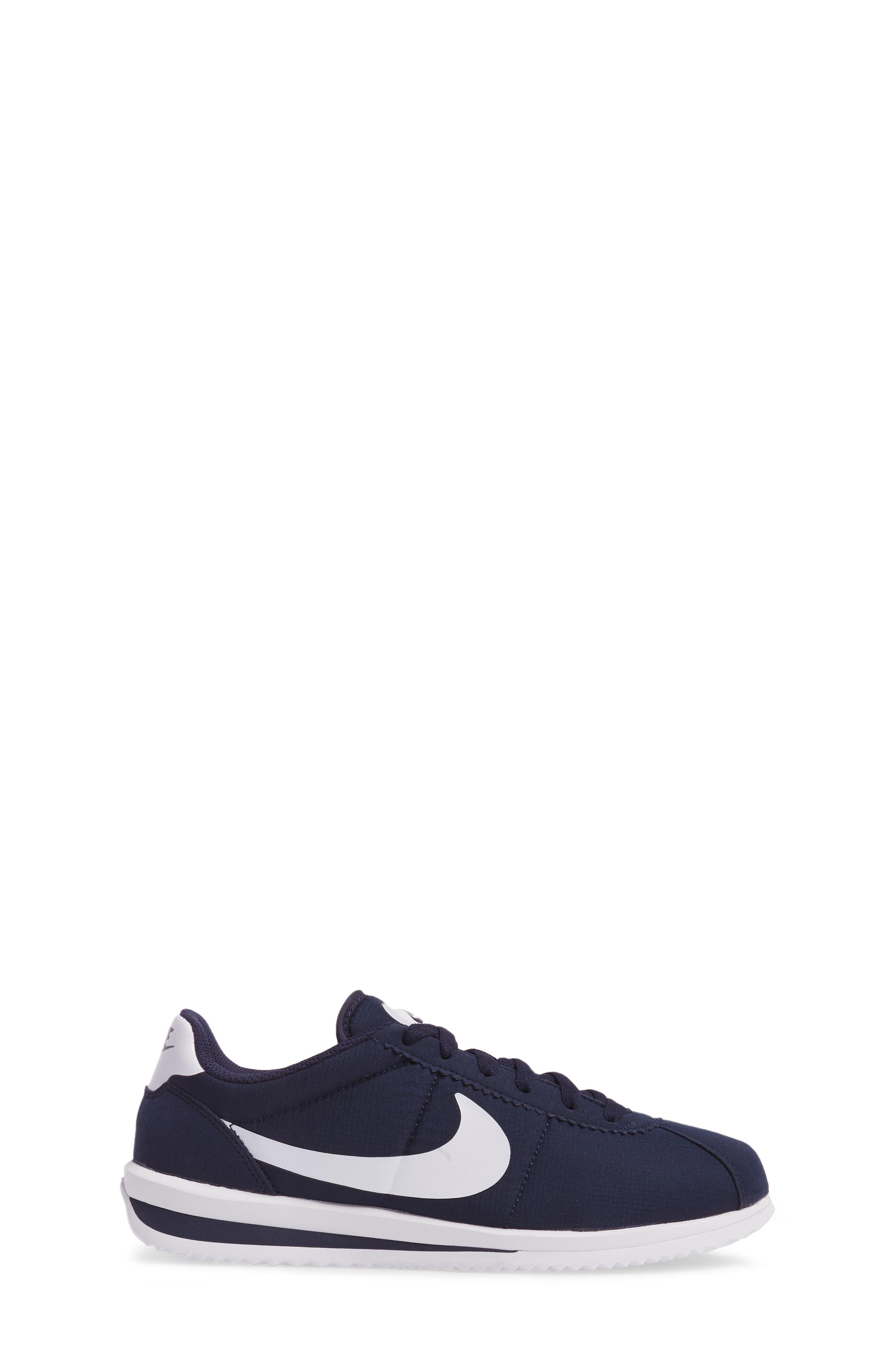 Cortez Sneaker,                             Alternate thumbnail 3, color,                             002
