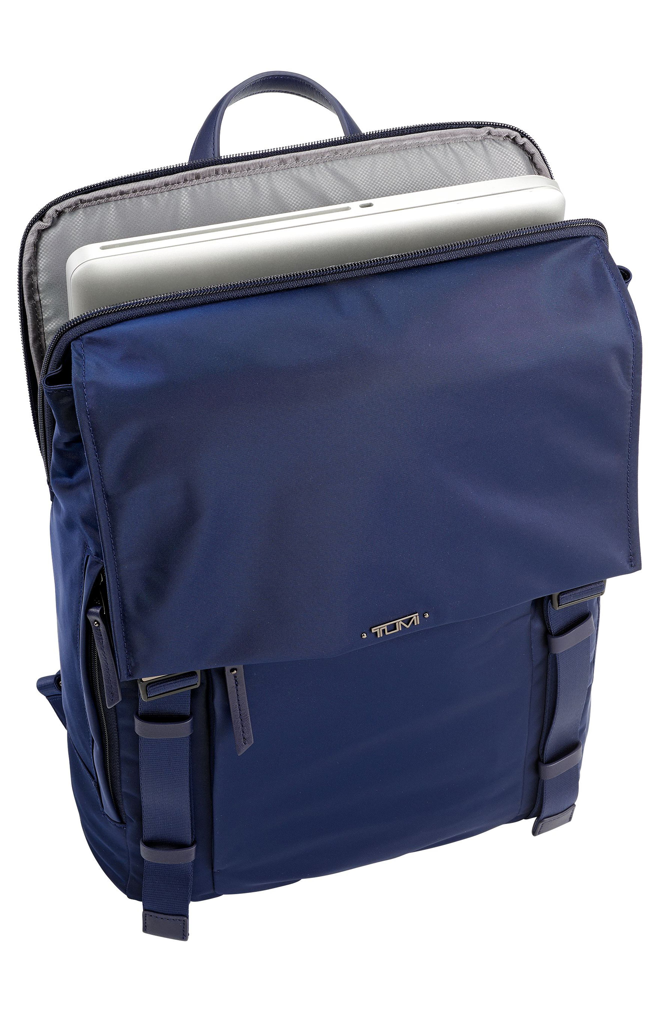 'Voyageur - Sacha' Flap Backpack,                             Alternate thumbnail 18, color,