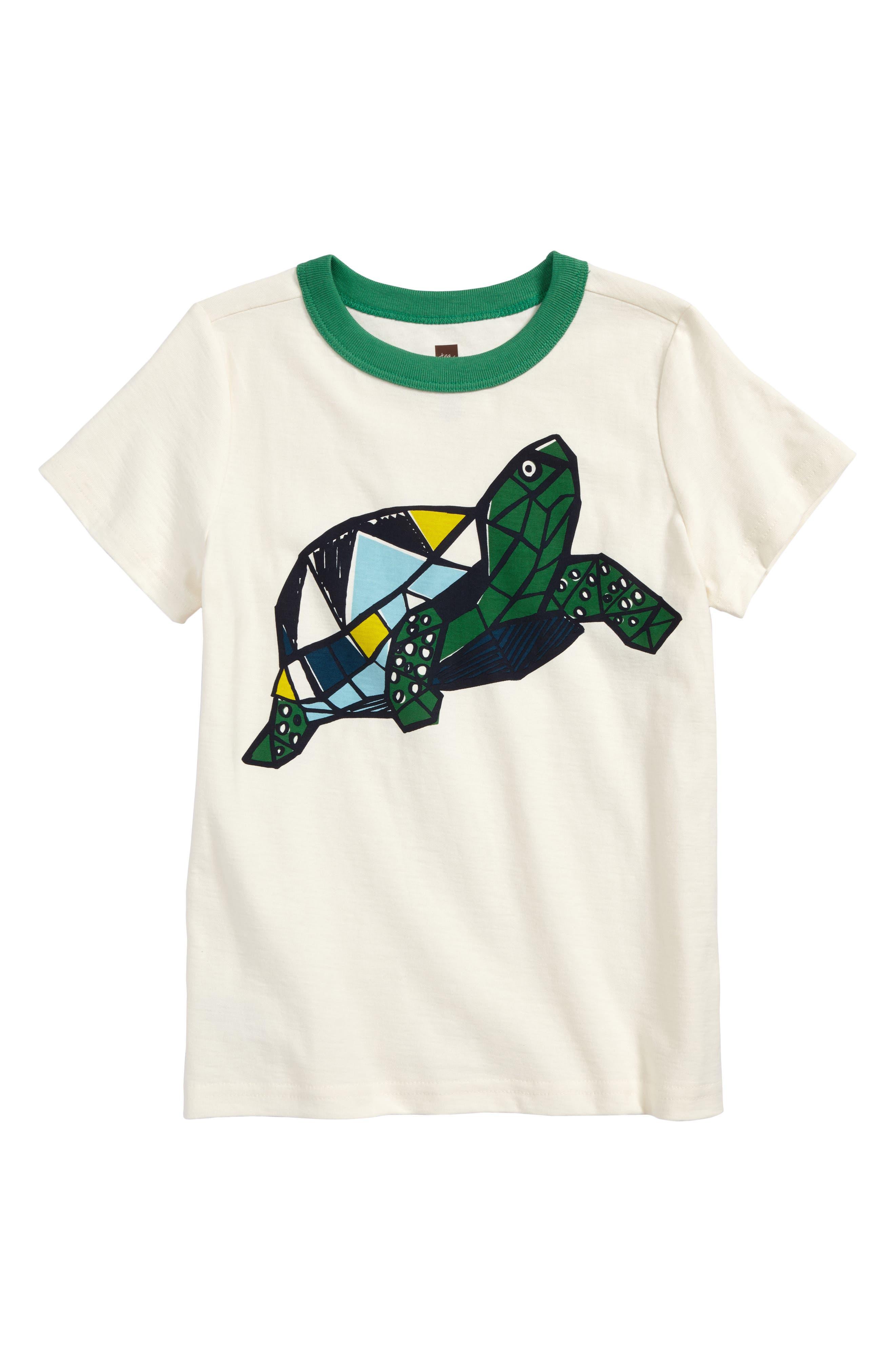 Turtle Power T-Shirt,                             Main thumbnail 1, color,