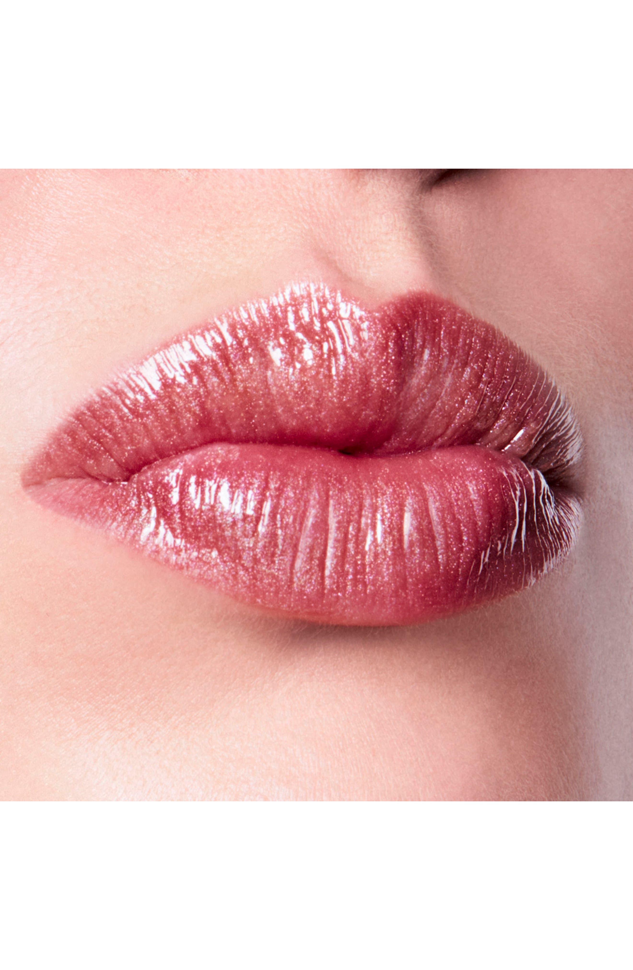 MAC Lipglass,                             Alternate thumbnail 2, color,                             STEEL KISS