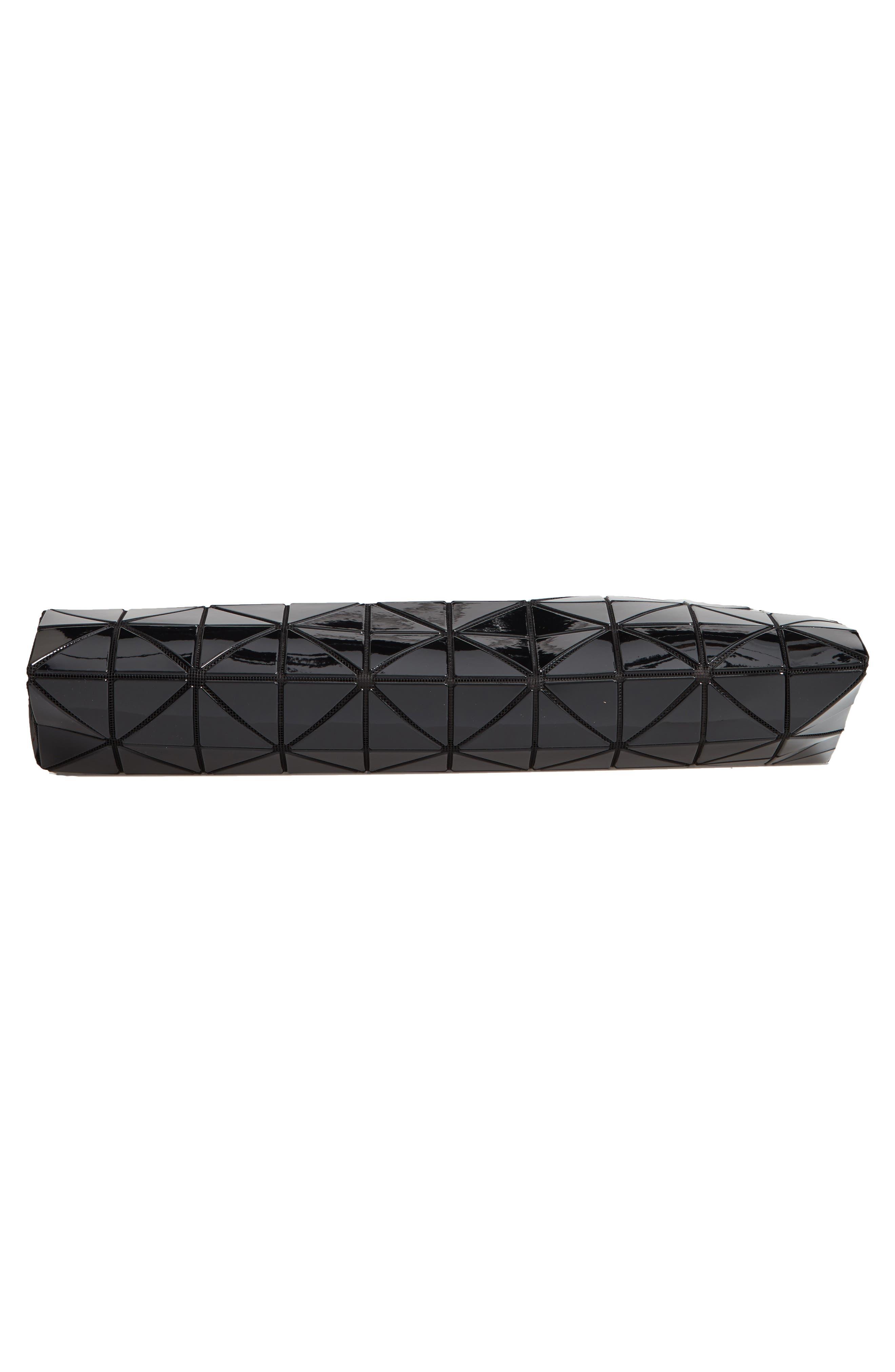 Carton Prism Tote Bag,                             Alternate thumbnail 6, color,                             BLACK