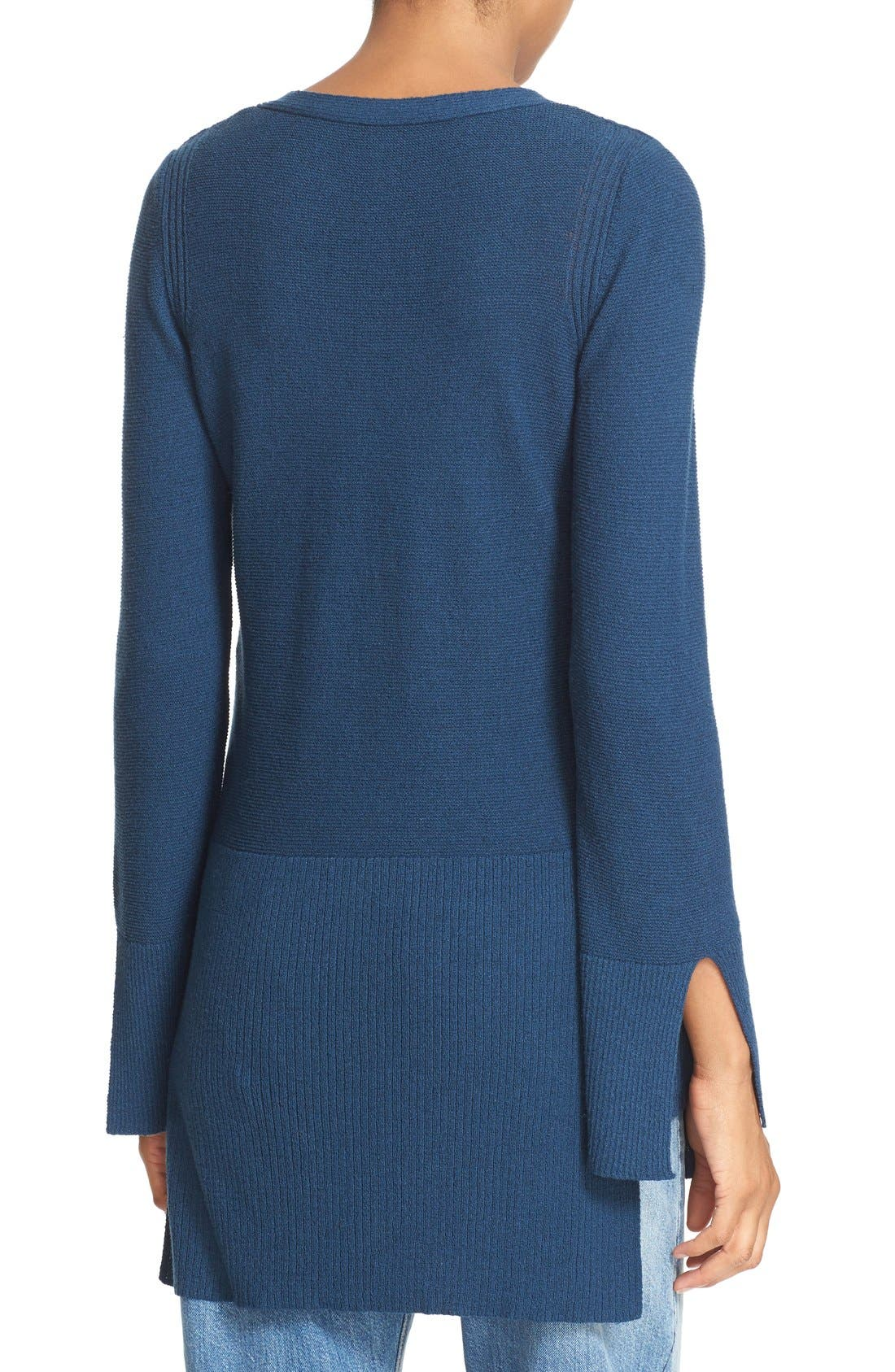 Crisscross Sweater,                             Alternate thumbnail 11, color,