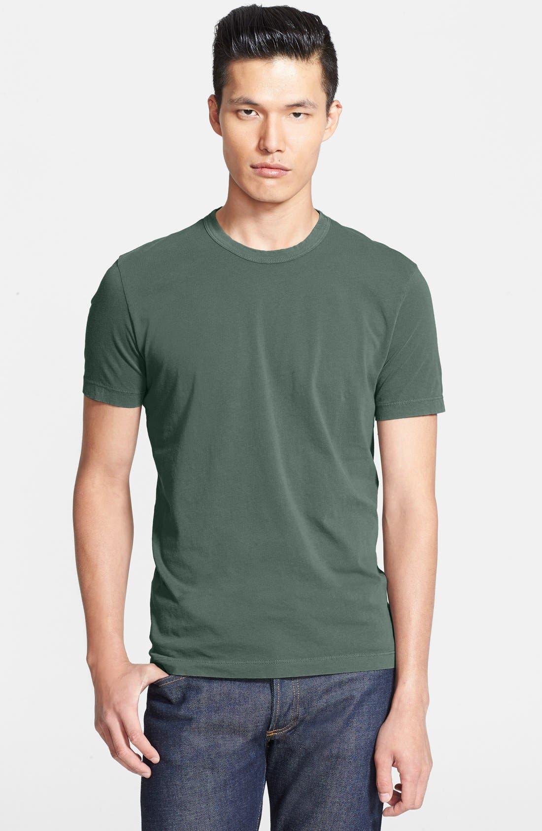 Crewneck Jersey T-Shirt,                             Main thumbnail 55, color,
