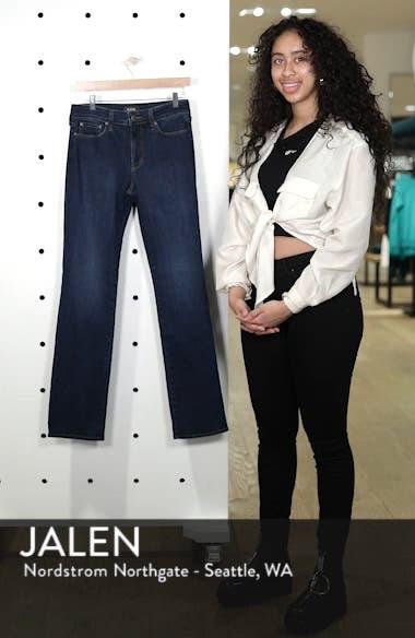 Marilyn Stretch Straight Leg Jeans, sales video thumbnail