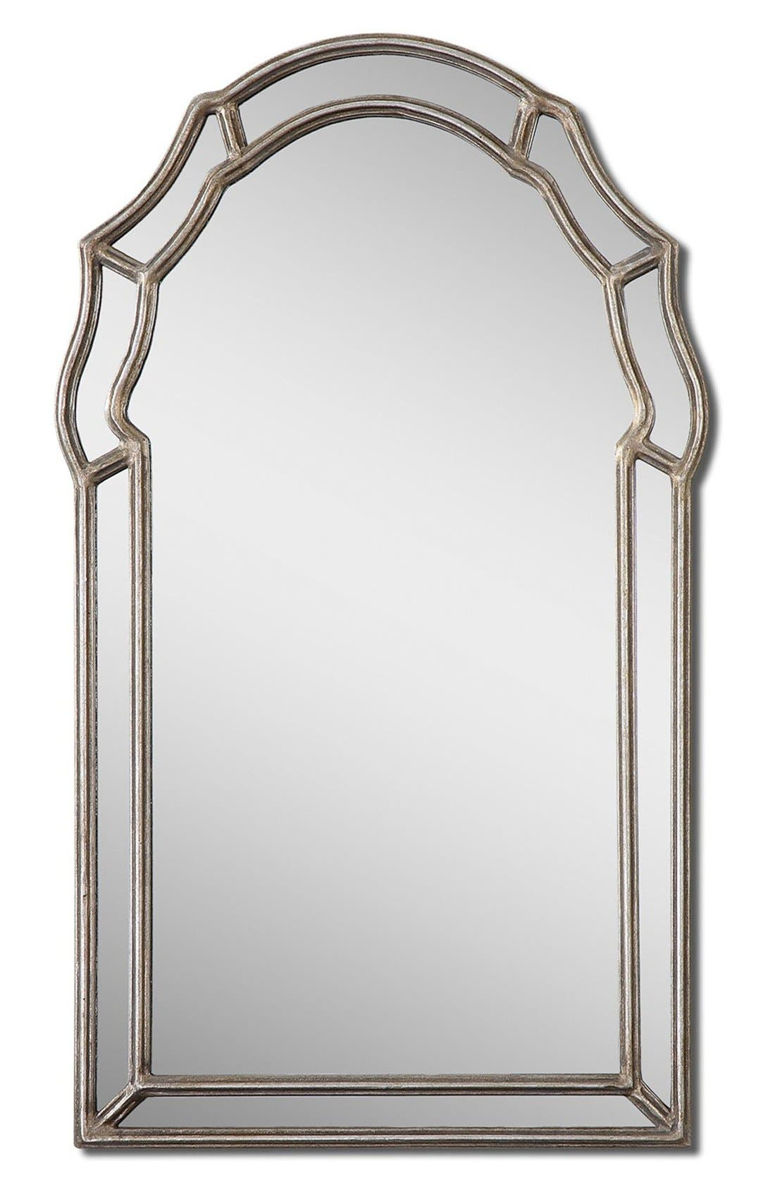 'Petrizzi' Arch Mirror,                         Main,                         color, 020