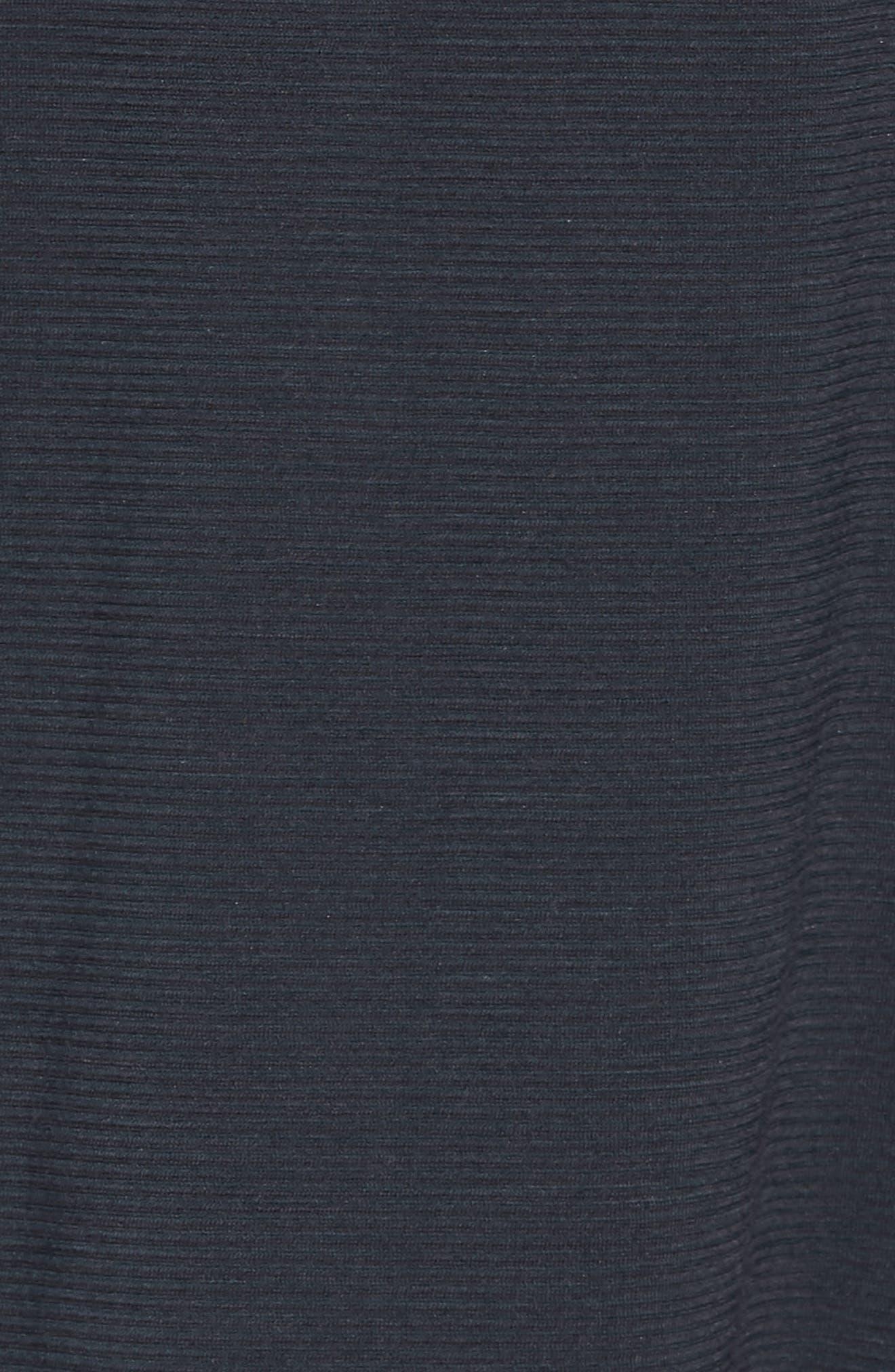 Merino 150 Wool Blend Hoodie,                             Alternate thumbnail 5, color,                             010