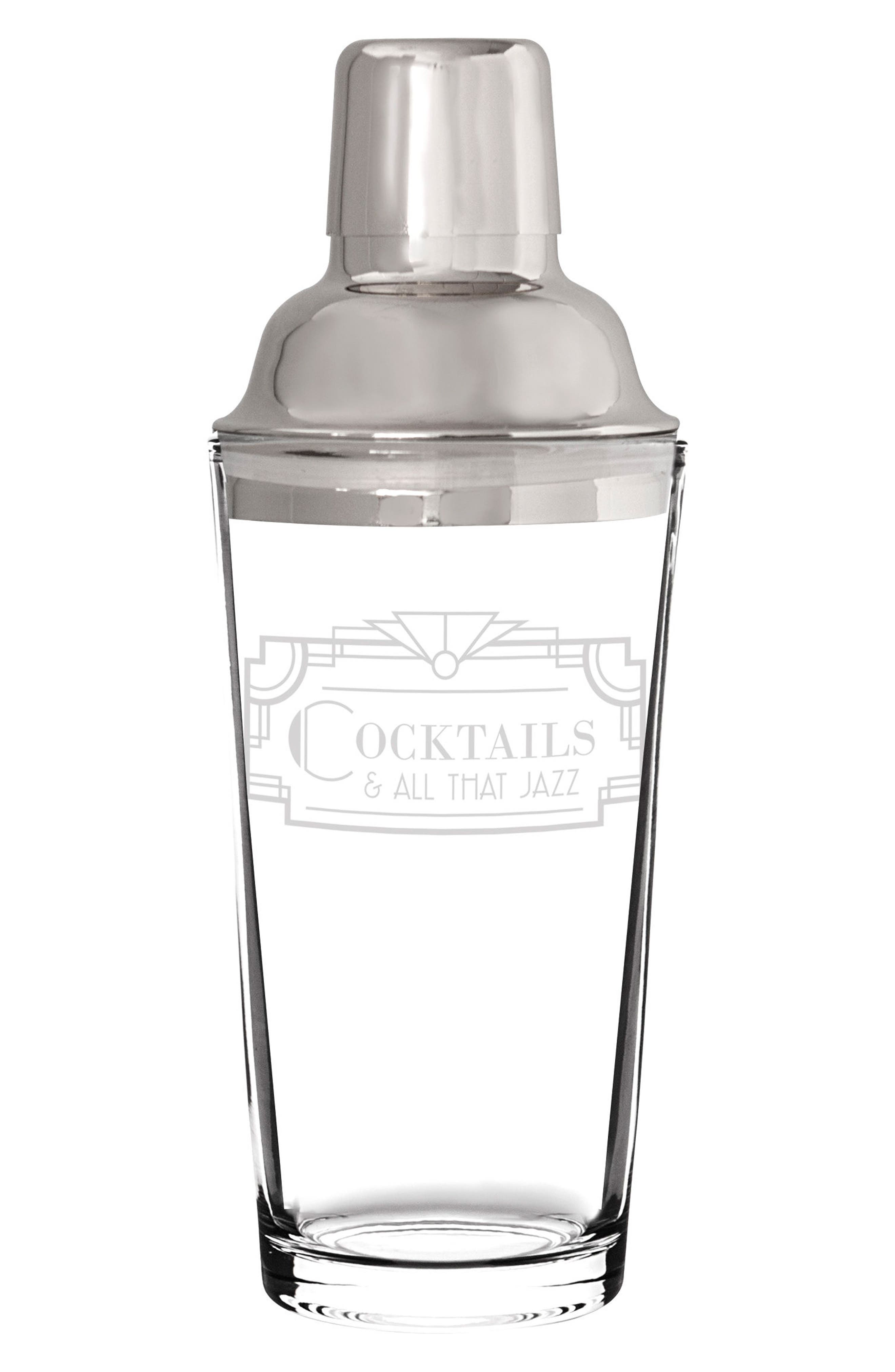 Jazzy Cocktail Shaker,                         Main,                         color, 040