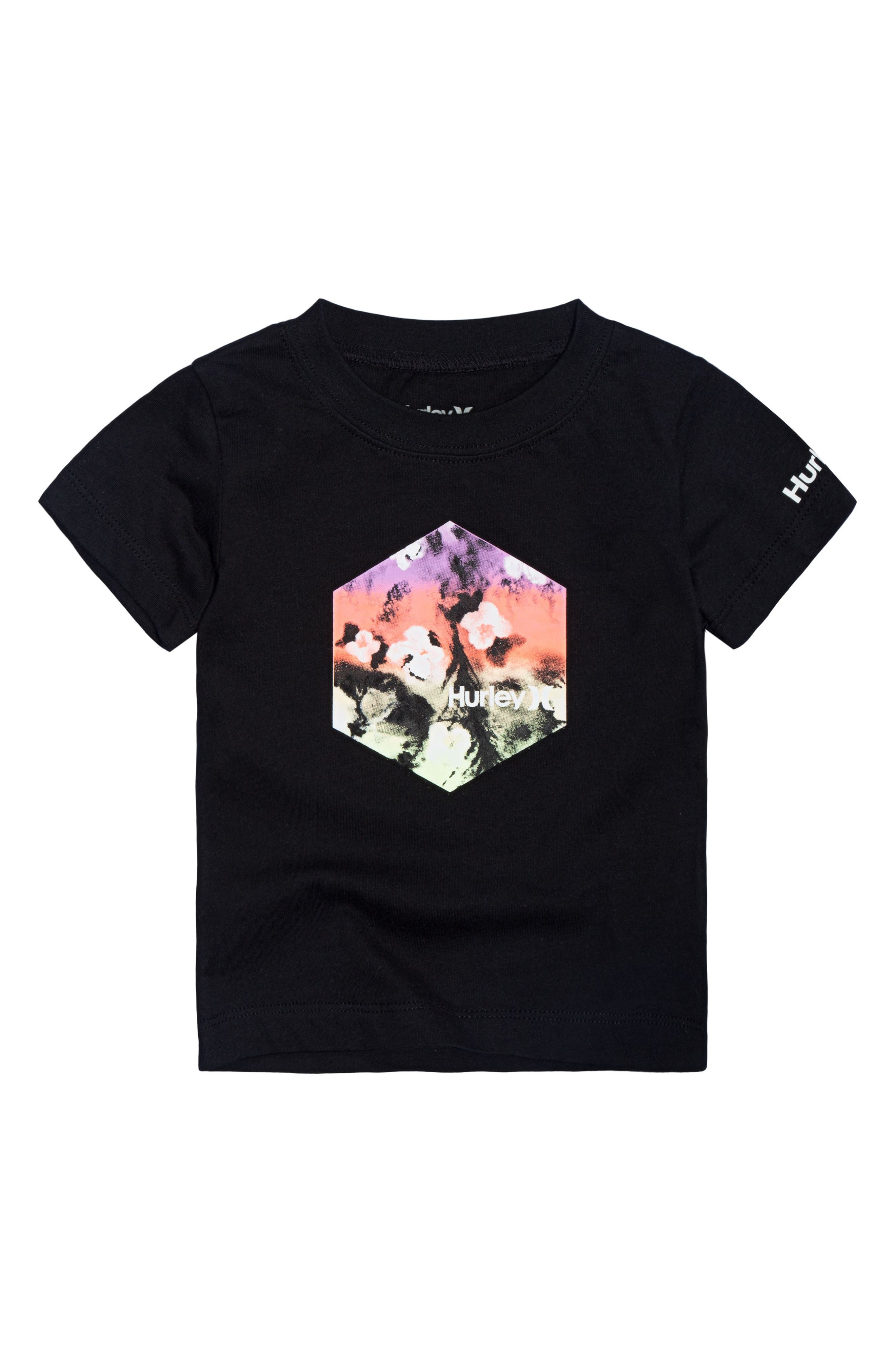Watercolor Premium Graphic T-Shirt,                             Main thumbnail 1, color,                             001