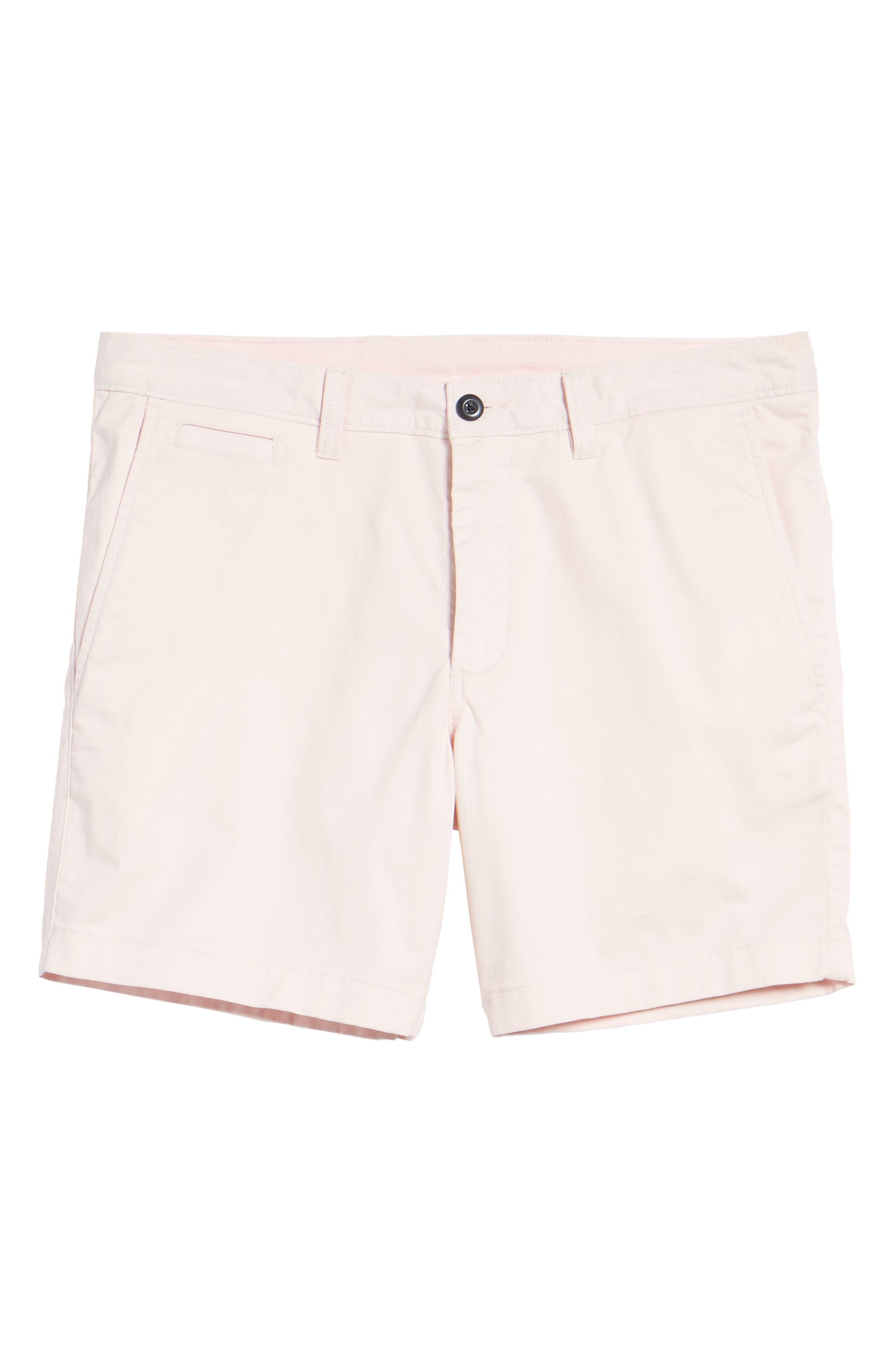Ballard Slim Fit Stretch Chino 7-Inch Shorts,                             Alternate thumbnail 72, color,