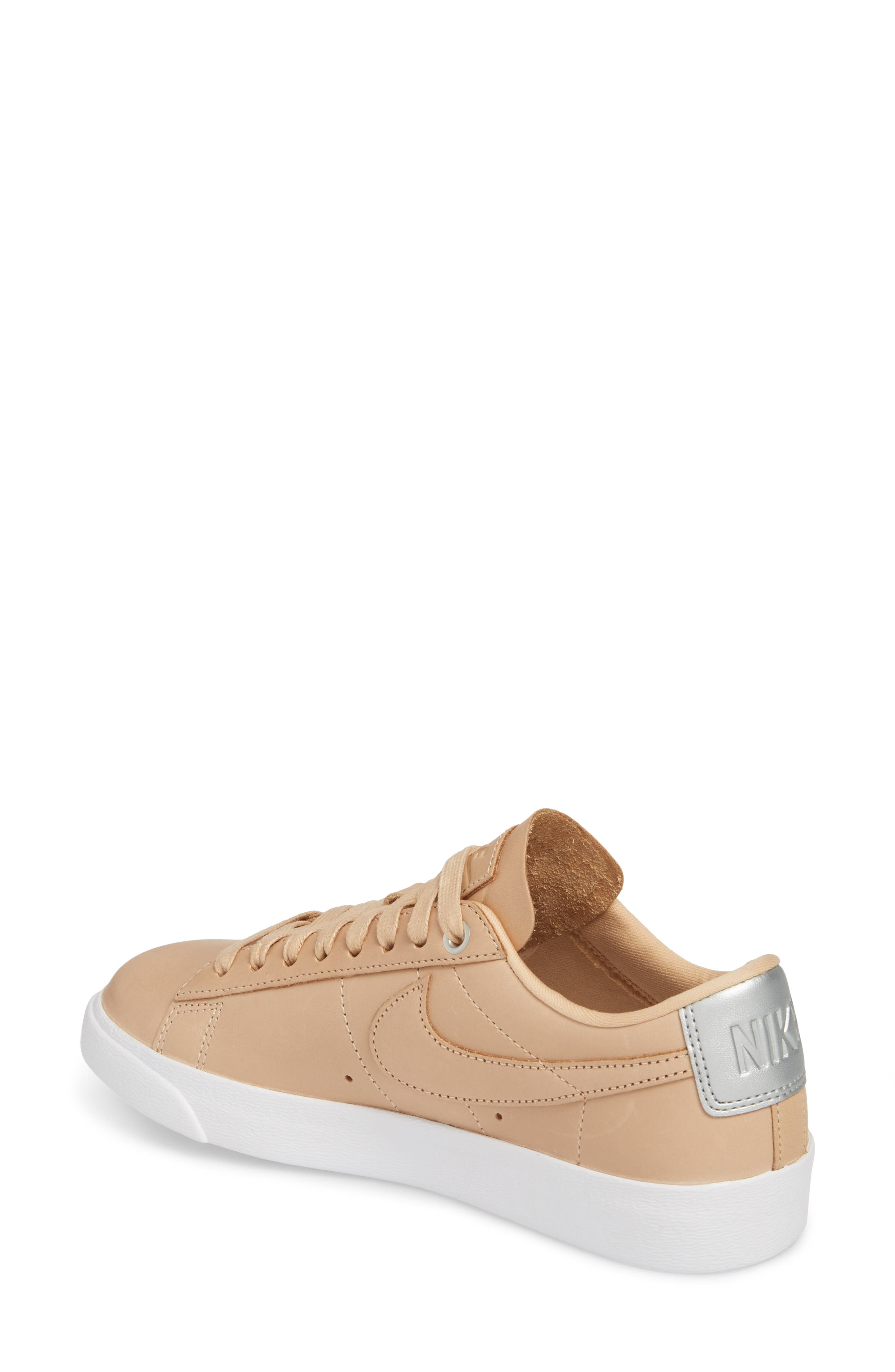 Blazer Low Top Sneaker SE,                             Alternate thumbnail 2, color,                             BIO BEIGE/ BIO BEIGE