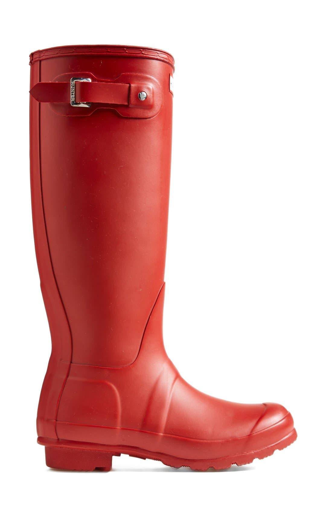 'Original Tall' Rain Boot,                             Alternate thumbnail 304, color,