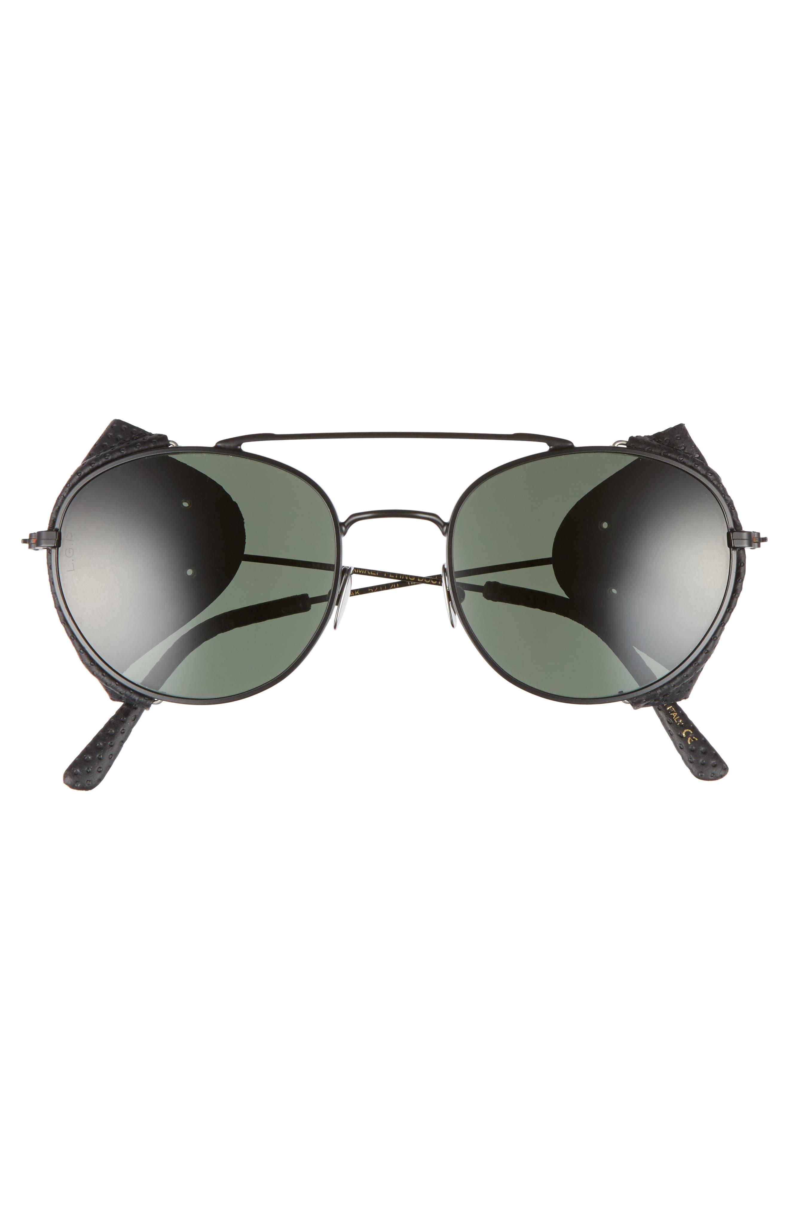 Amref 52mm Sunglasses,                             Alternate thumbnail 2, color,                             001