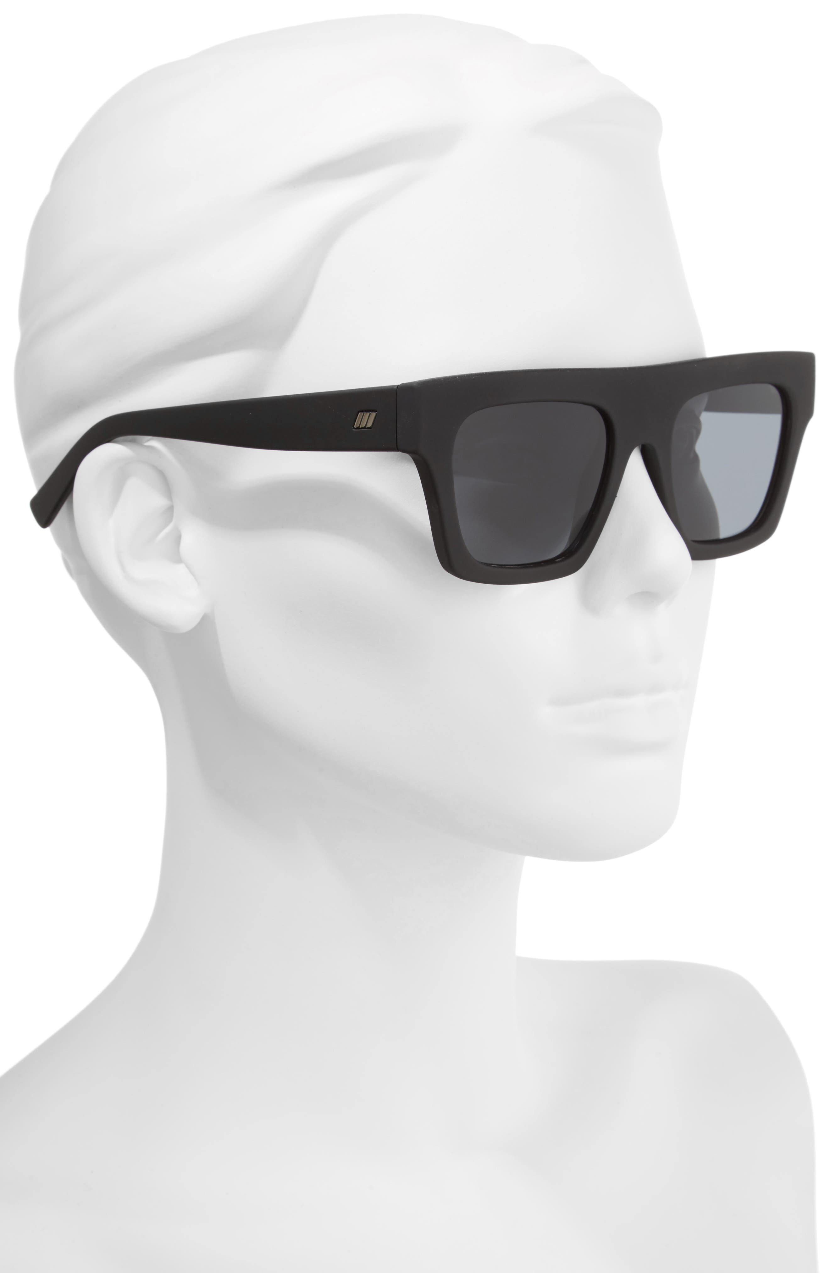 Subdimension 51mm Sunglasses,                             Alternate thumbnail 2, color,                             001