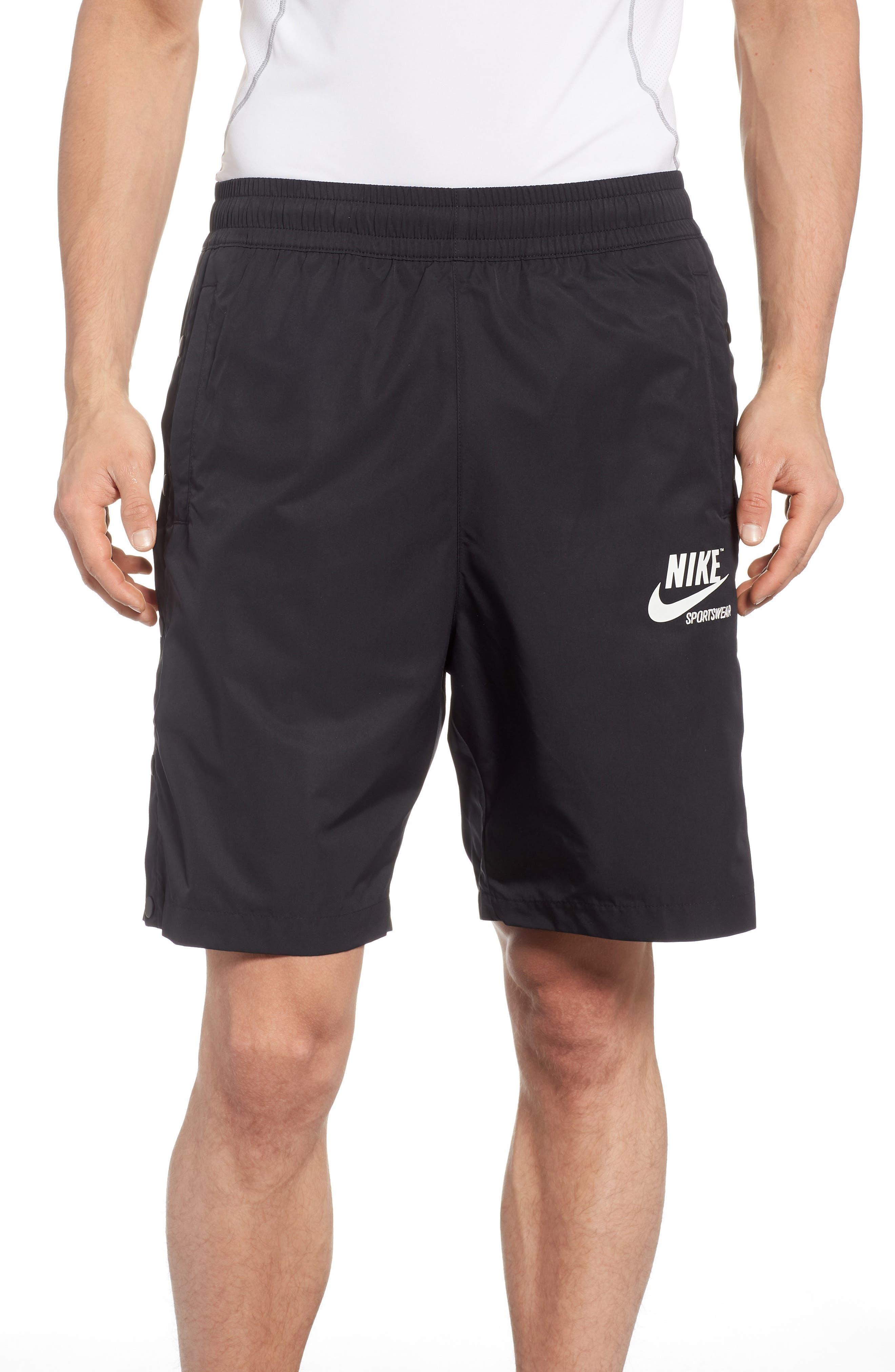 Nike Nsw Archive Shorts, Black