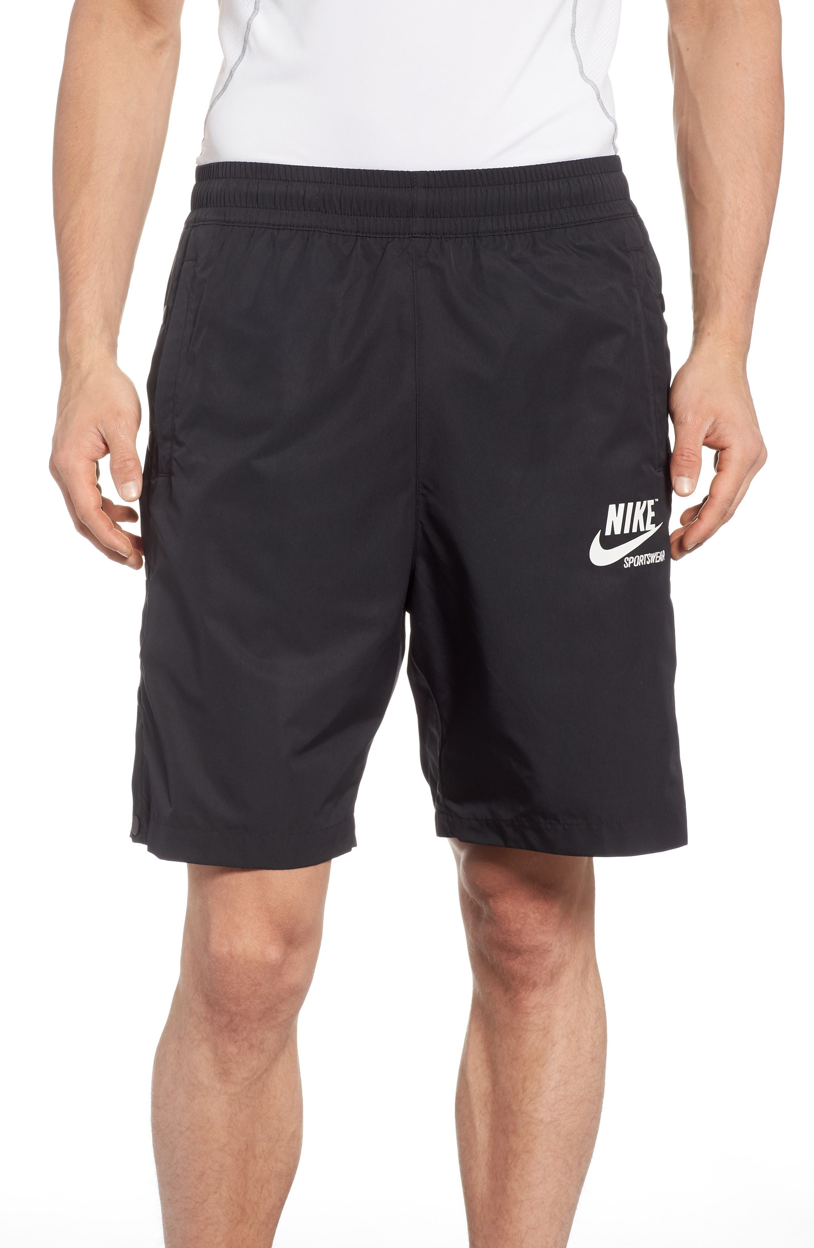 NSW Archive Shorts,                         Main,                         color, BLACK/ SAIL