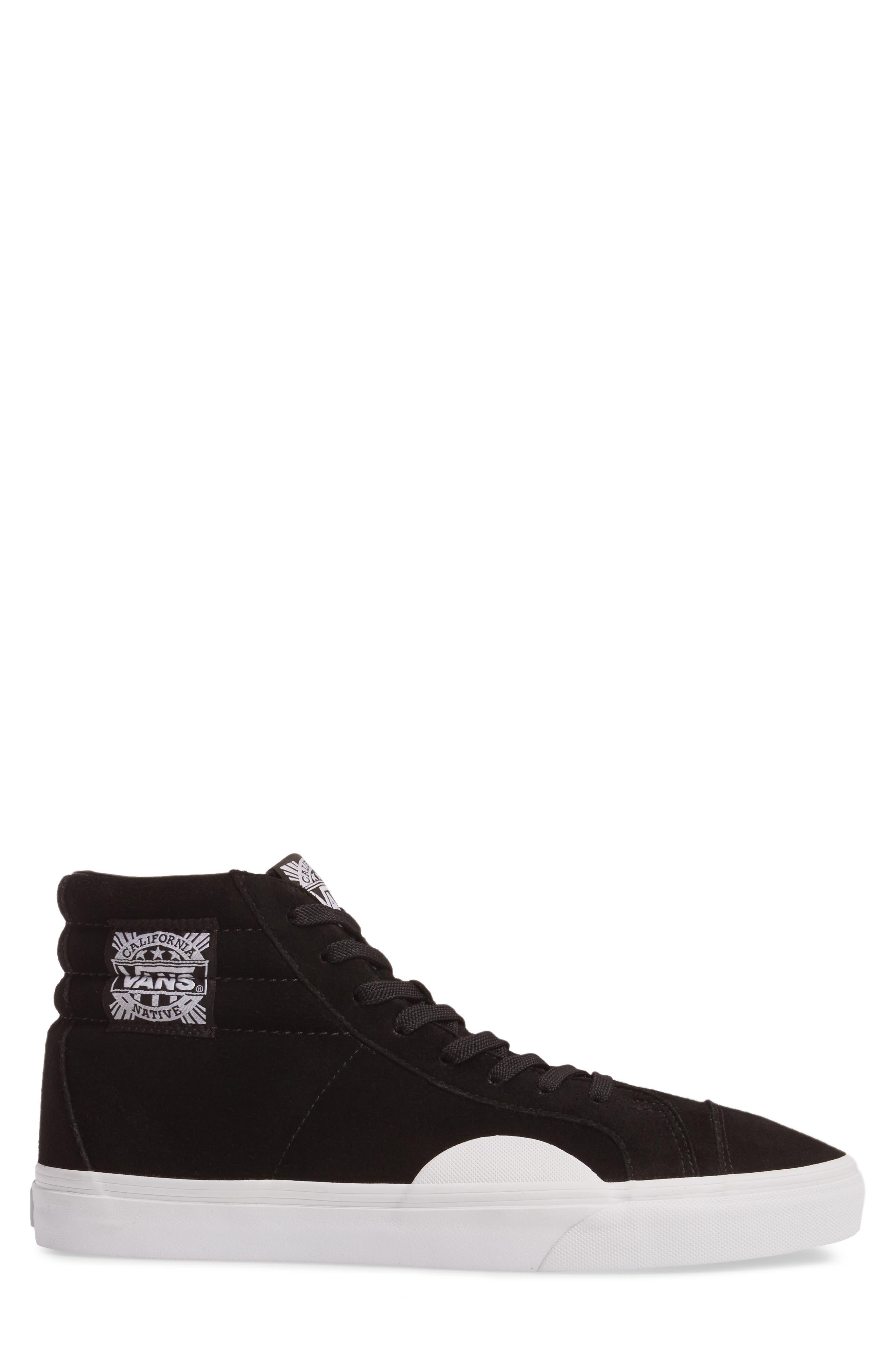 Style 238 Sneaker,                             Alternate thumbnail 3, color,                             001