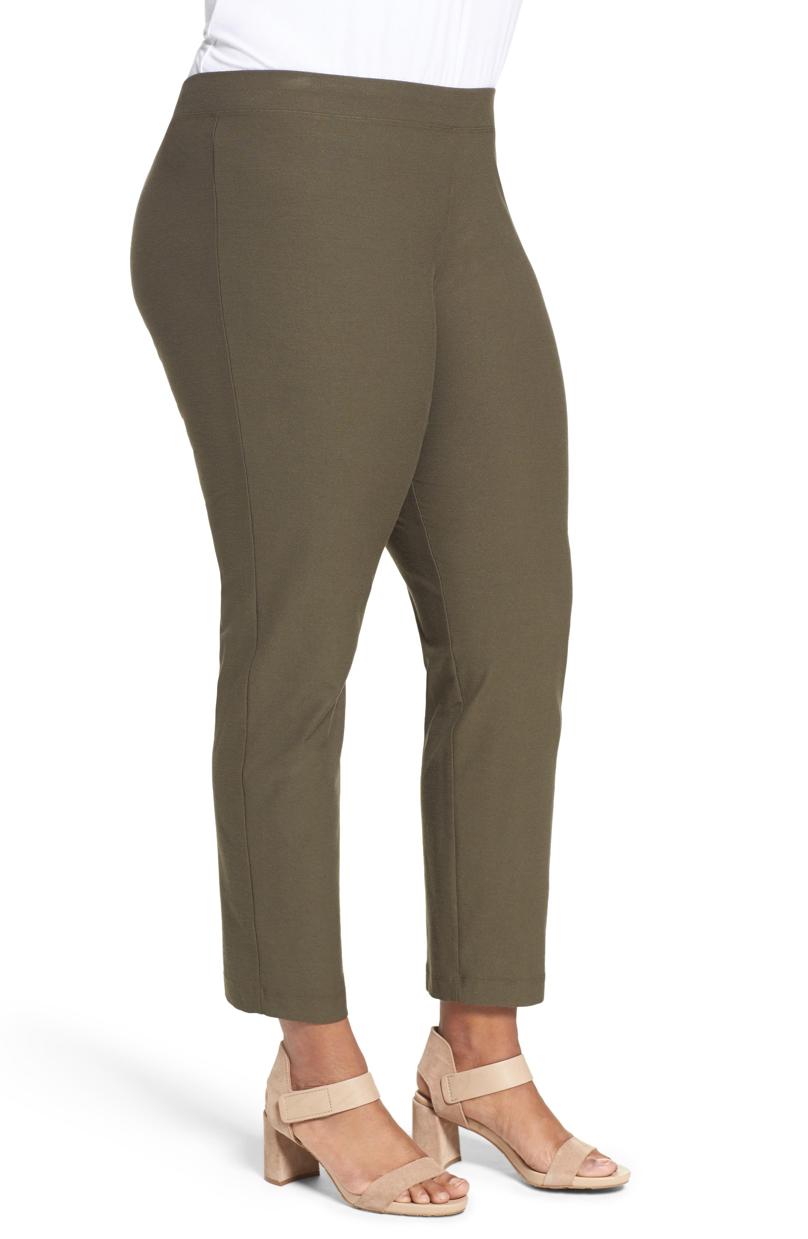 Slim Ankle Pants,                             Alternate thumbnail 62, color,